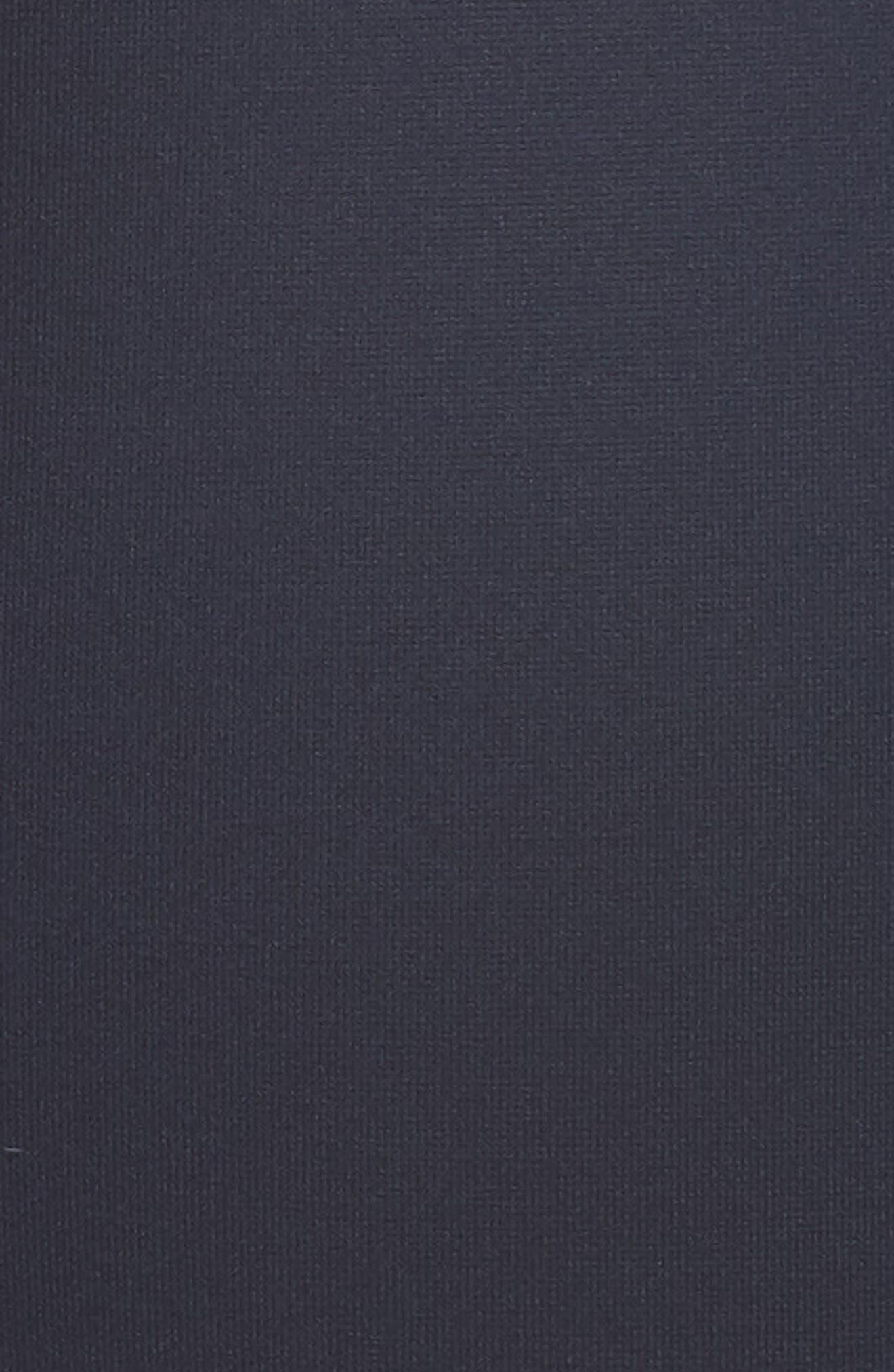 Active Knee-Length Leggings,                             Alternate thumbnail 6, color,                             LAPIS NIGHT