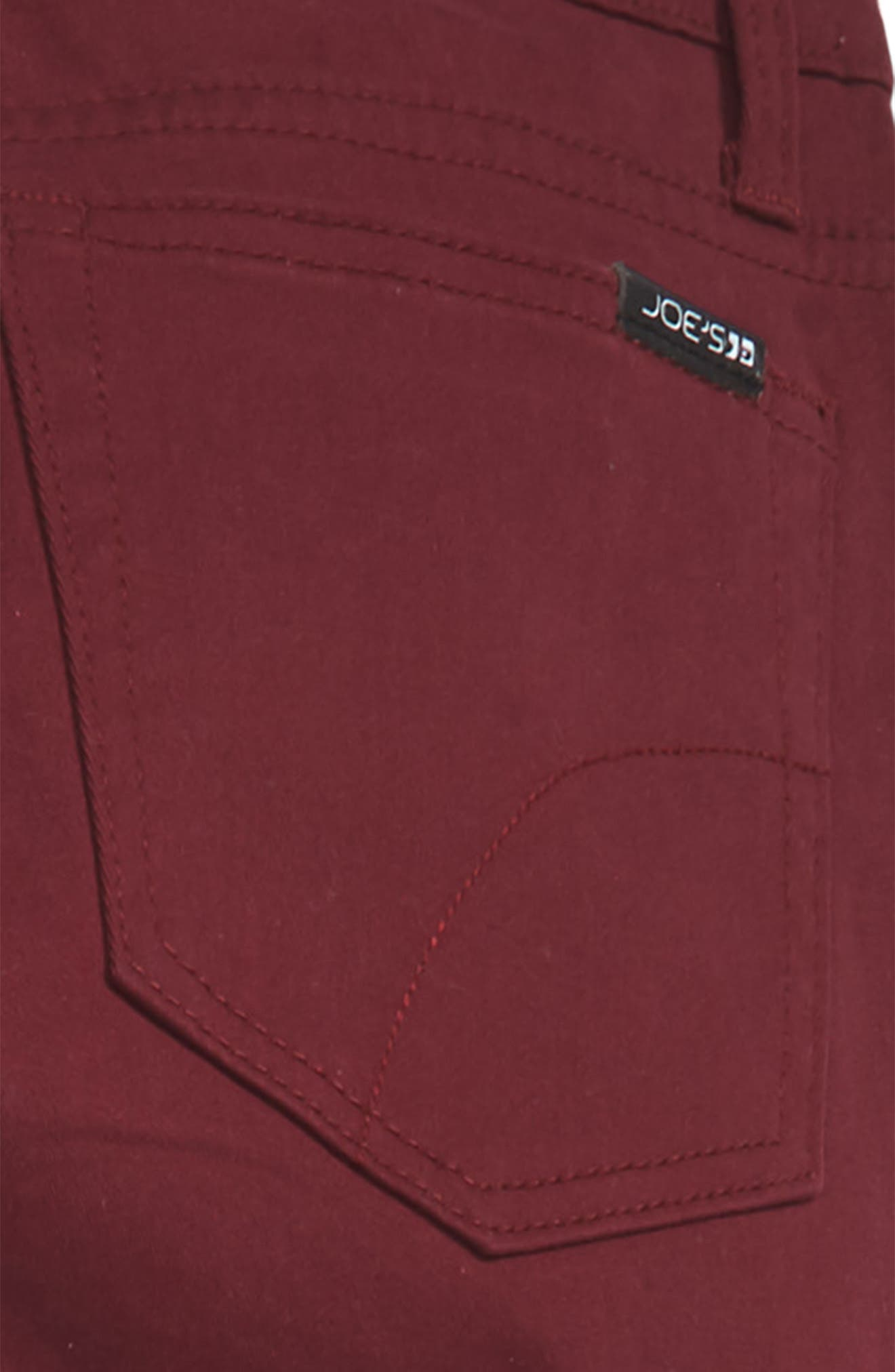 Brixton Straight Leg Stretch Twill Pants,                             Alternate thumbnail 3, color,                             930