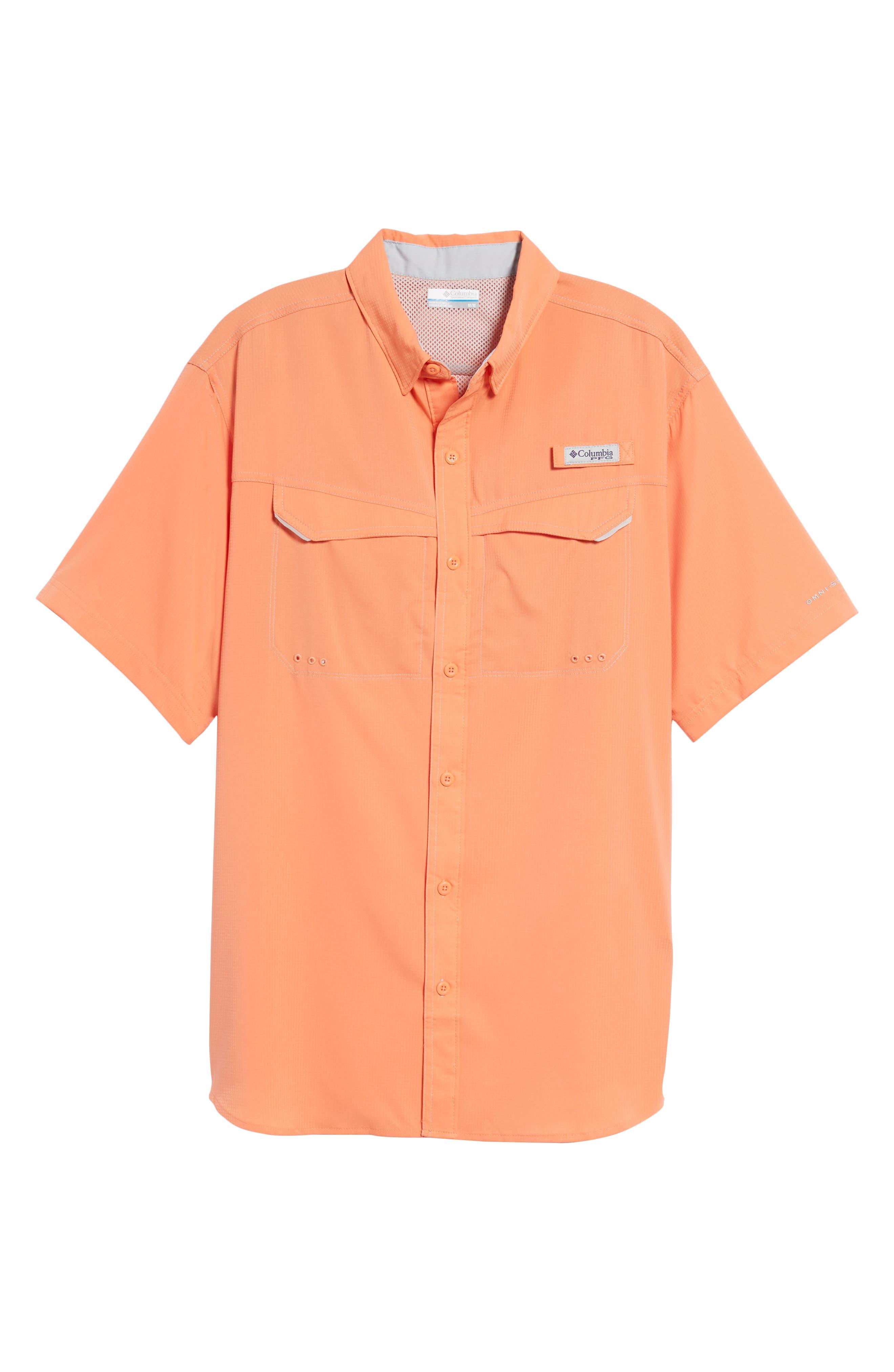 PFG Low Drag Offshore Woven Shirt,                             Alternate thumbnail 30, color,