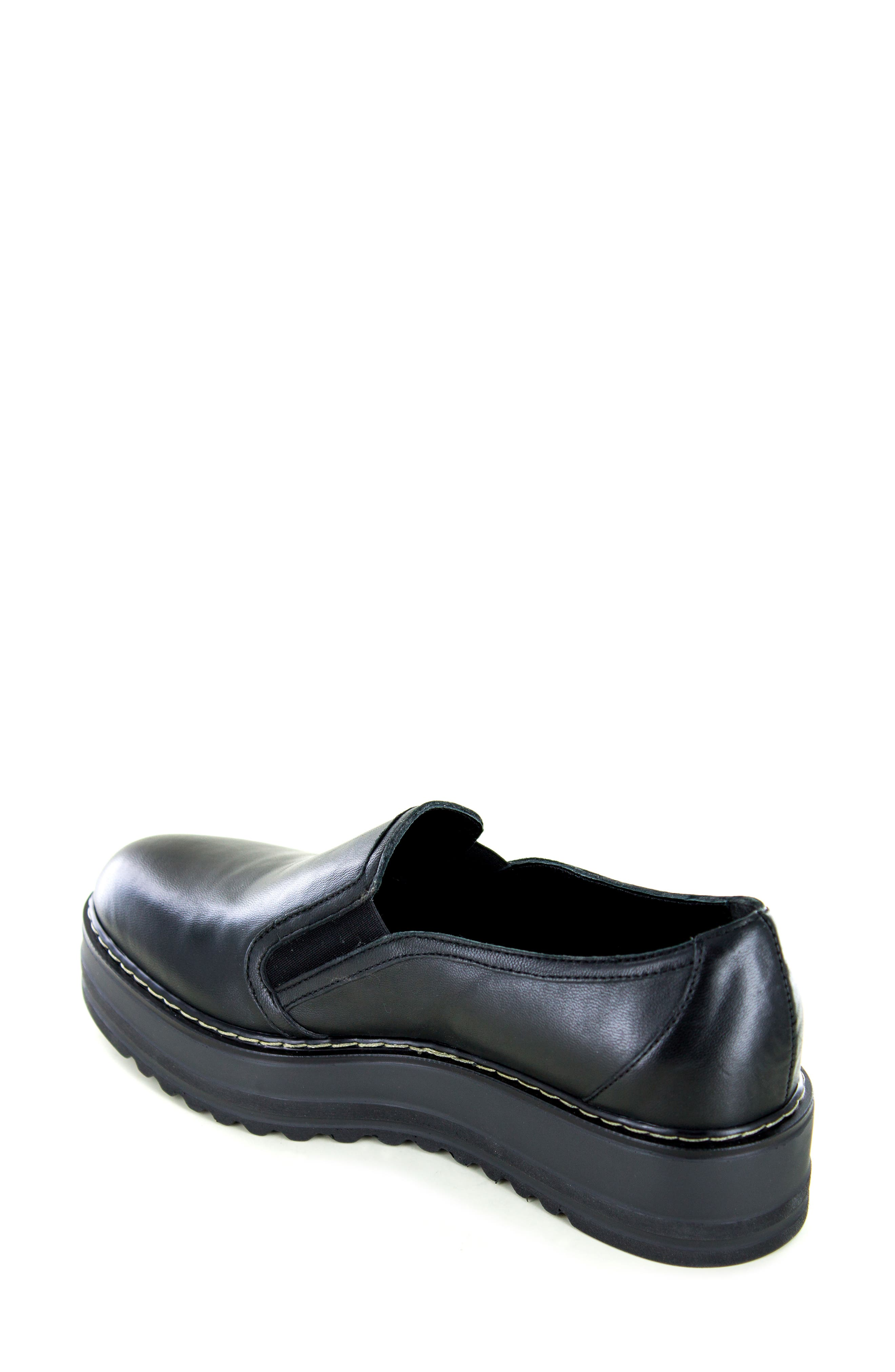 Summit Belton Platform Slip-On,                             Alternate thumbnail 9, color,