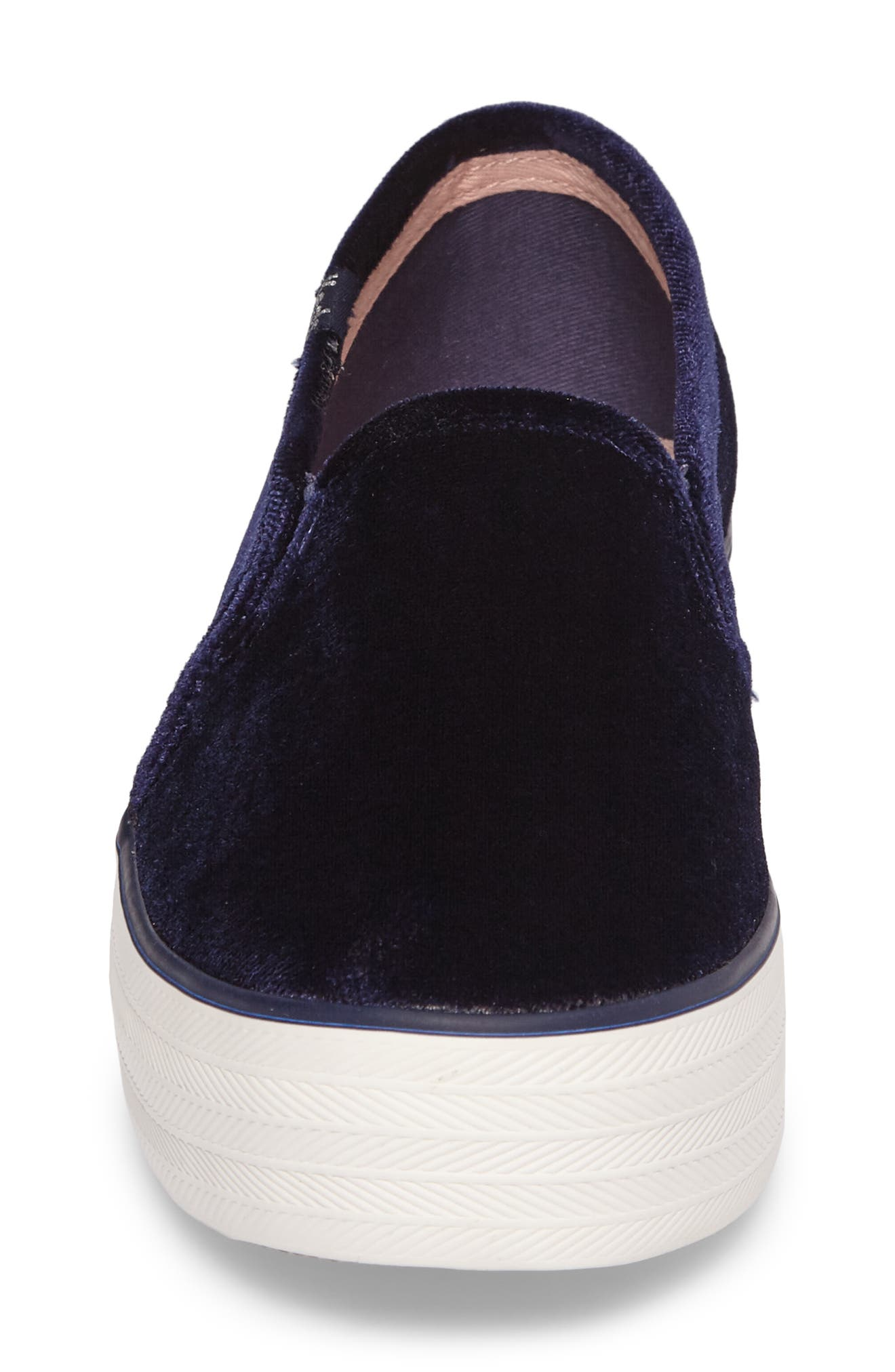 Triple Decker Slip-On Platform Sneaker,                             Alternate thumbnail 35, color,