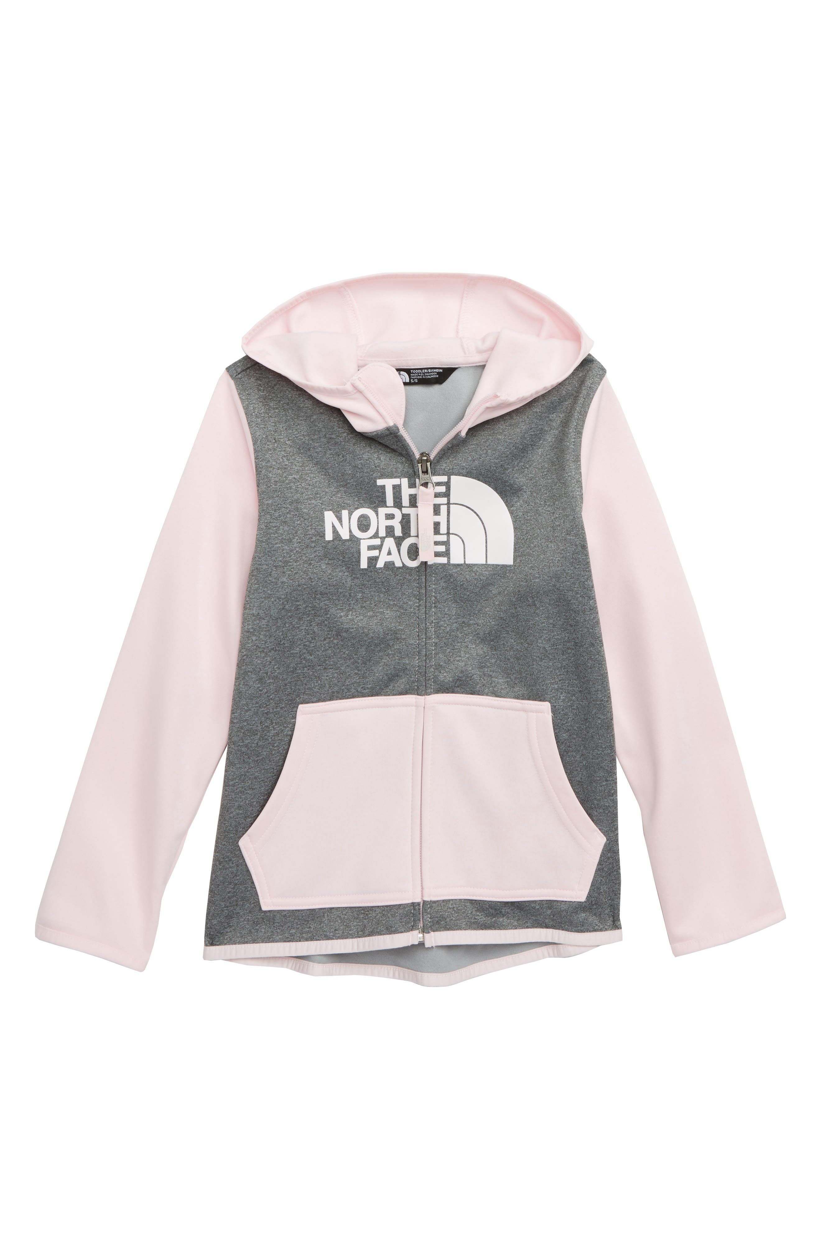 Surgent Full Zip Hoodie,                             Main thumbnail 1, color,                             PURDY PINK
