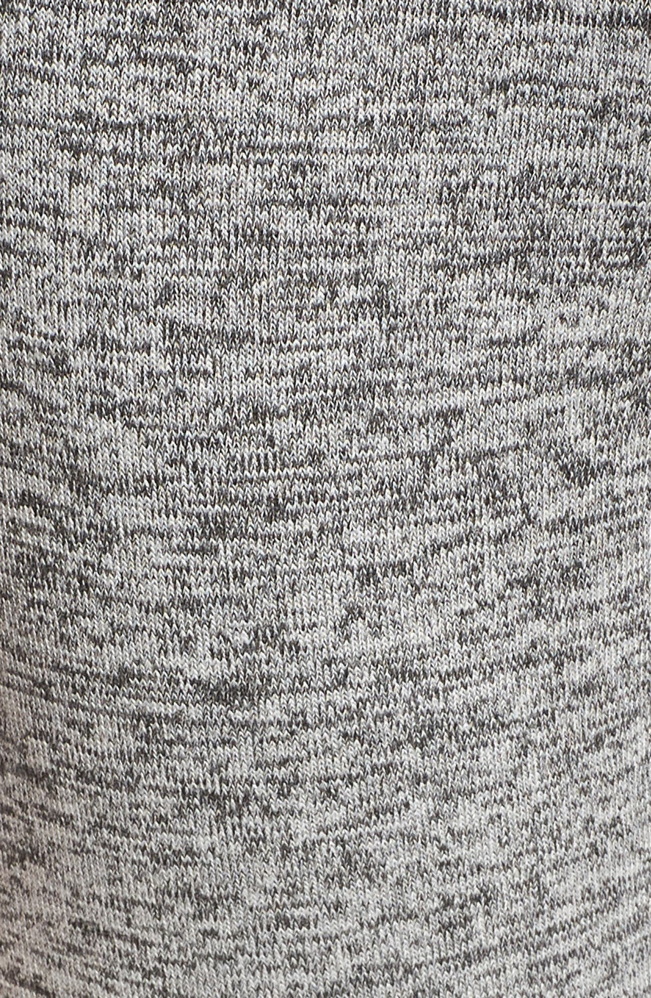 UGG<SUP>®</SUP>,                             Fallon Long Pajamas,                             Alternate thumbnail 5, color,                             GREY HEATHER