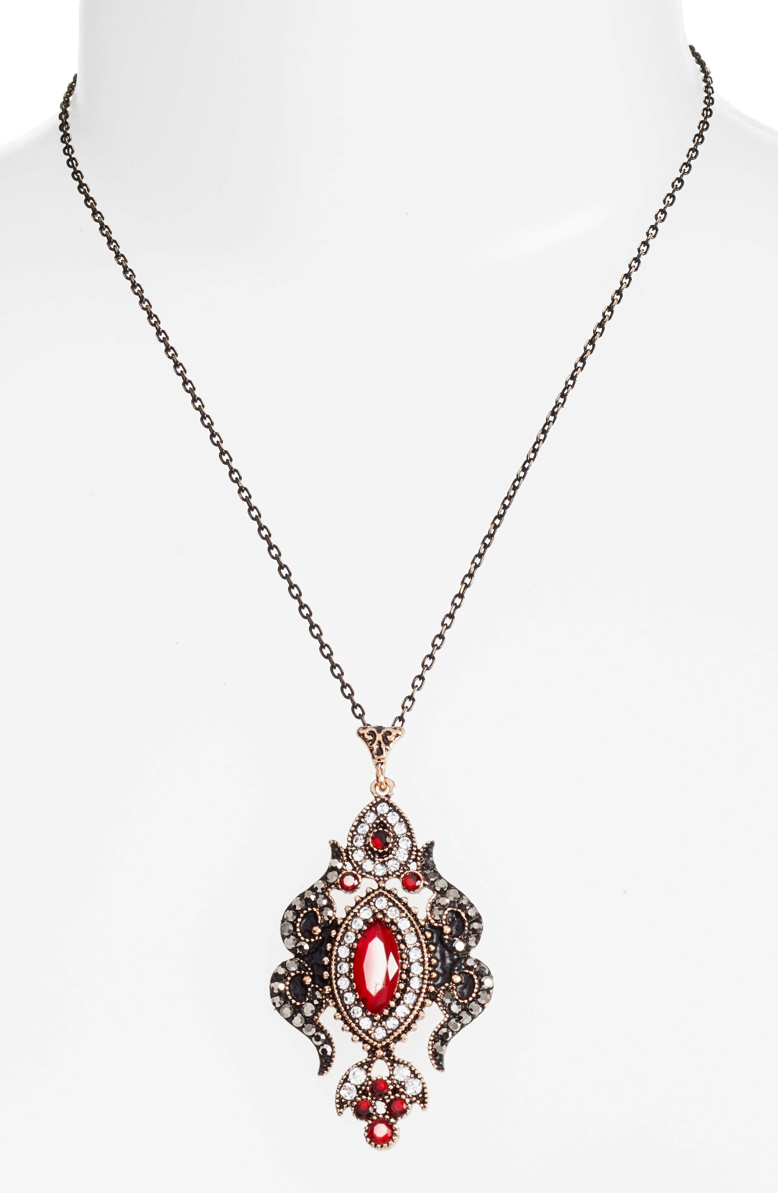 Sareh Nouri Kiana Jewel Pendant Necklace,                             Main thumbnail 2, color,