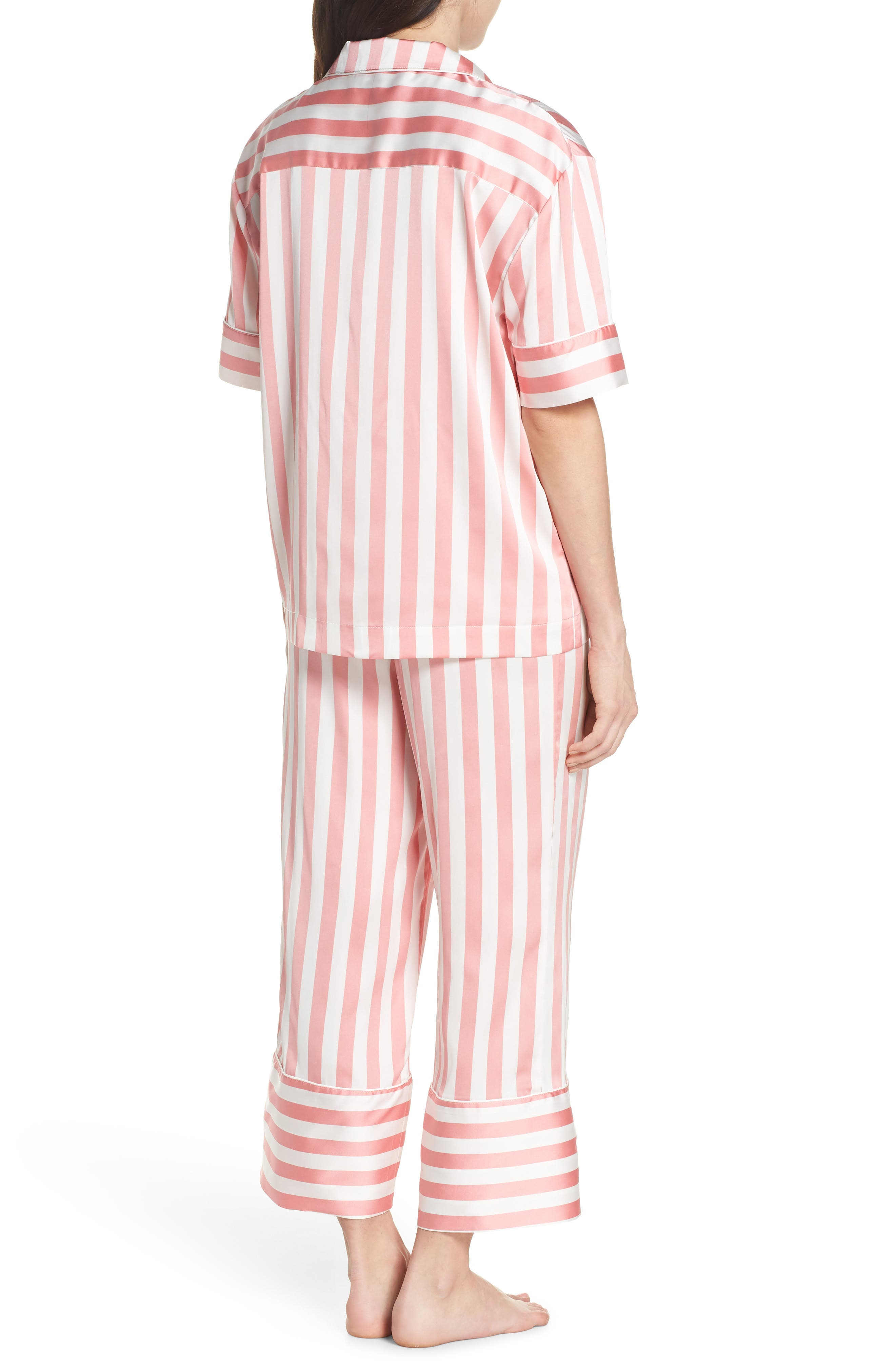 Cropped Pajamas,                             Alternate thumbnail 2, color,                             659
