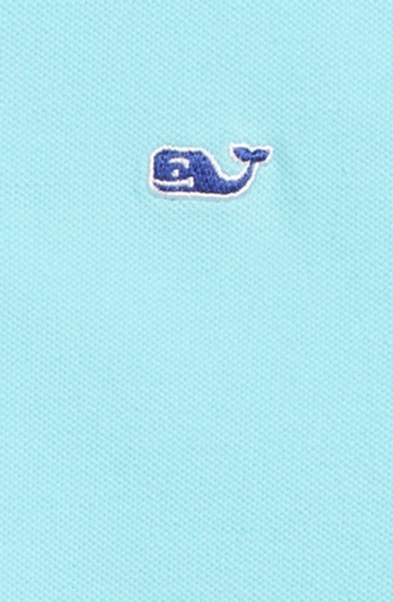 Piqué Polo,                             Alternate thumbnail 2, color,                             416