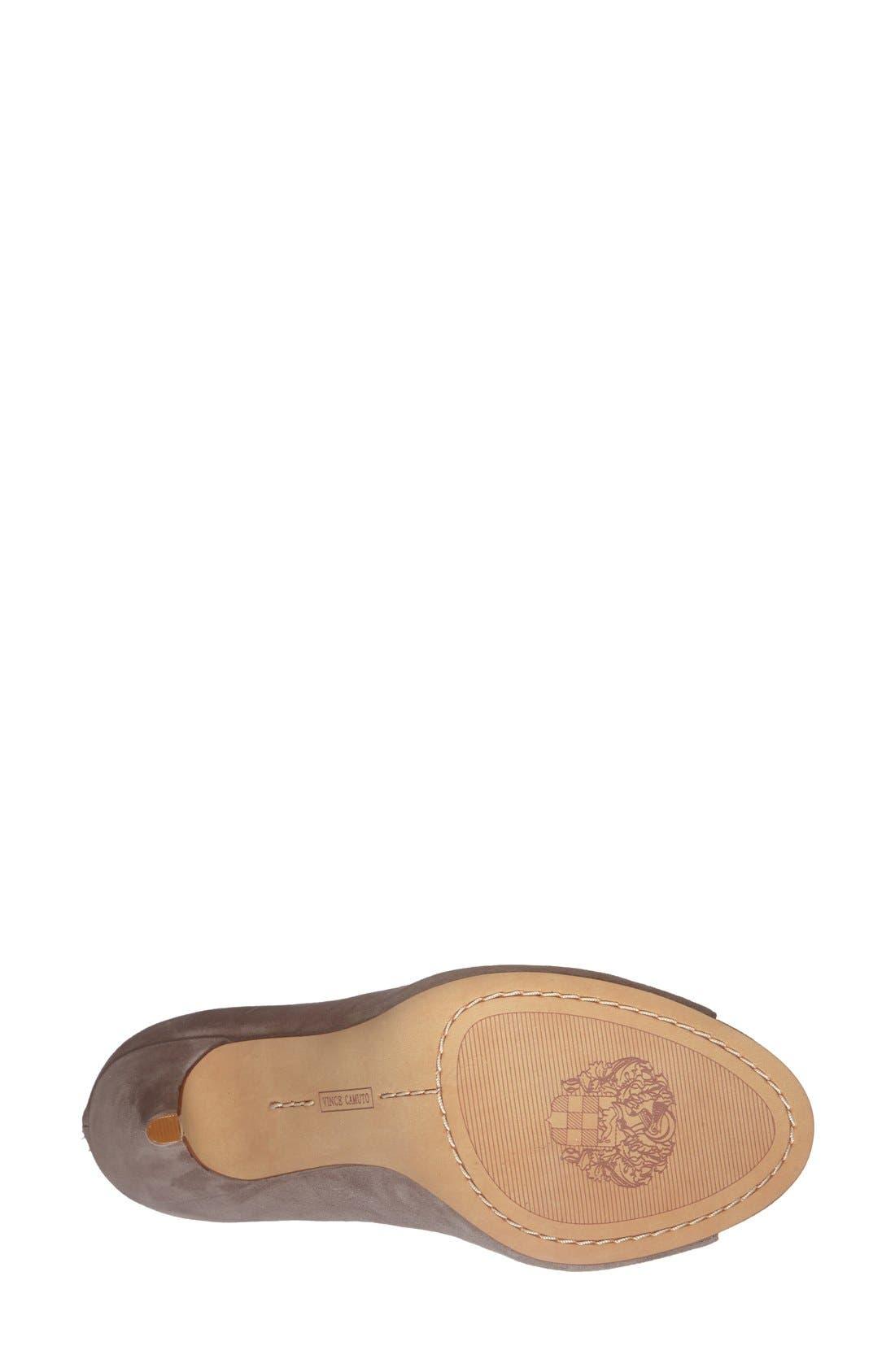 'Sandria' Peep Toe Ghillie Sandal,                             Alternate thumbnail 14, color,