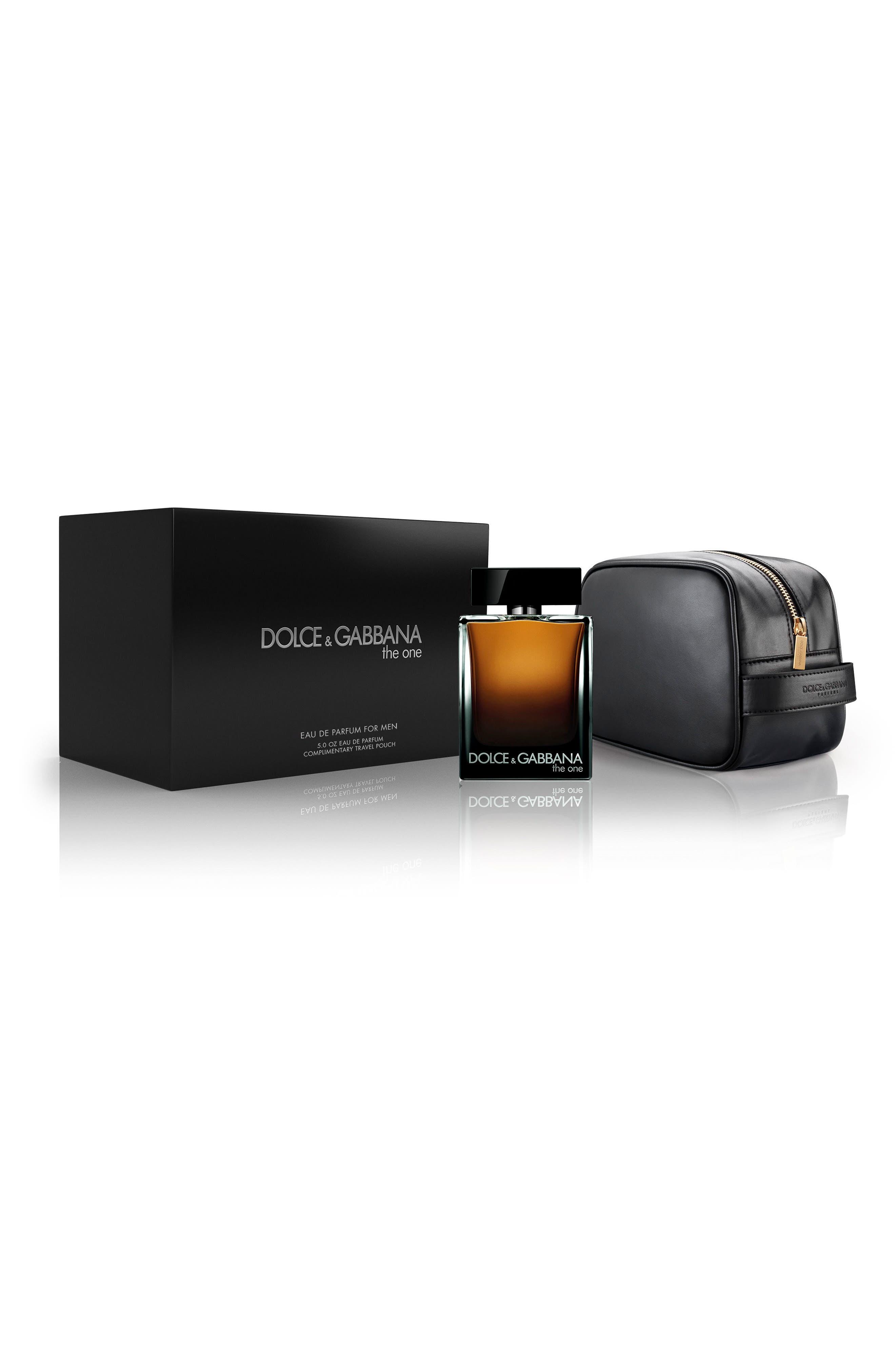 Dolce&Gabbana The One for Men Eau de Parfum Set,                             Main thumbnail 1, color,                             NO COLOR