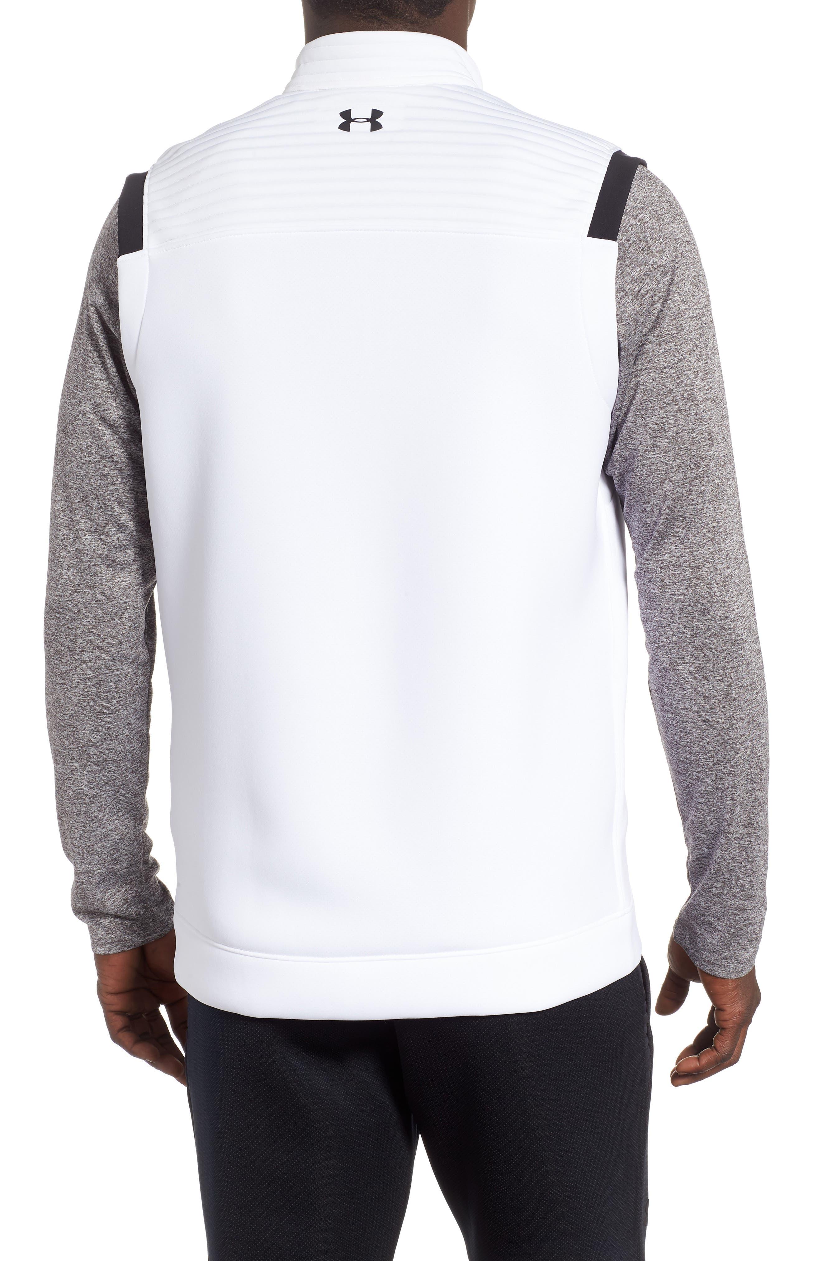 Storm Daytona Vest,                             Alternate thumbnail 2, color,                             WHITE/ BLACK/ BLACK