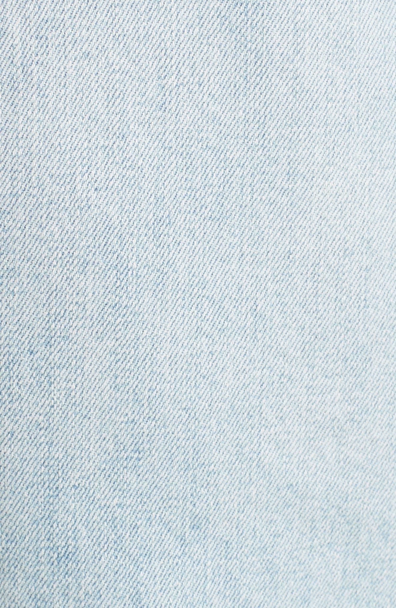 Tack Slim Fit Jeans,                             Alternate thumbnail 5, color,                             450