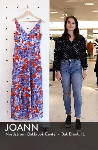 Ratti V-Neck Maxi Dress, sales video thumbnail
