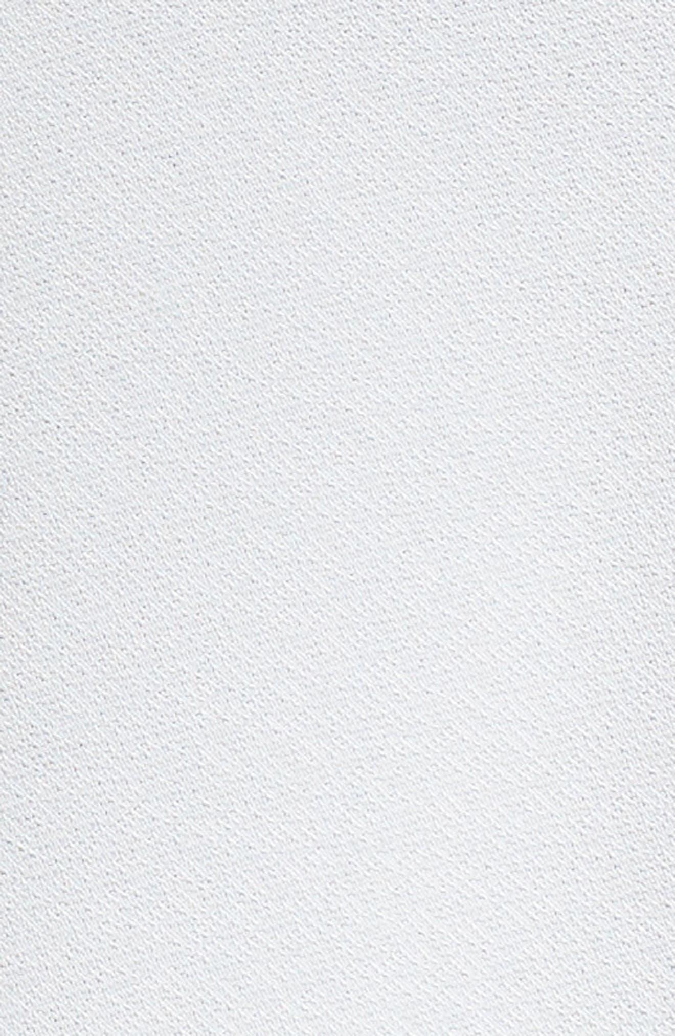 Flounce Sleeve Faux Wrap Top,                             Alternate thumbnail 22, color,