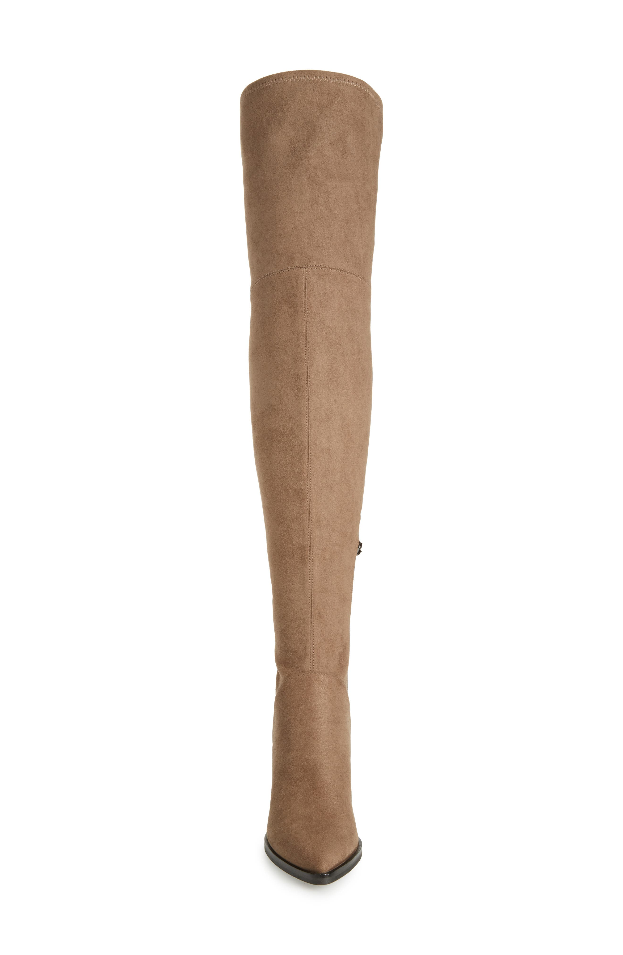 Arrine Over the Knee Boot,                             Alternate thumbnail 4, color,                             250