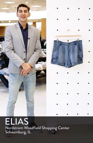 High Rise Striped Shorts, sales video thumbnail