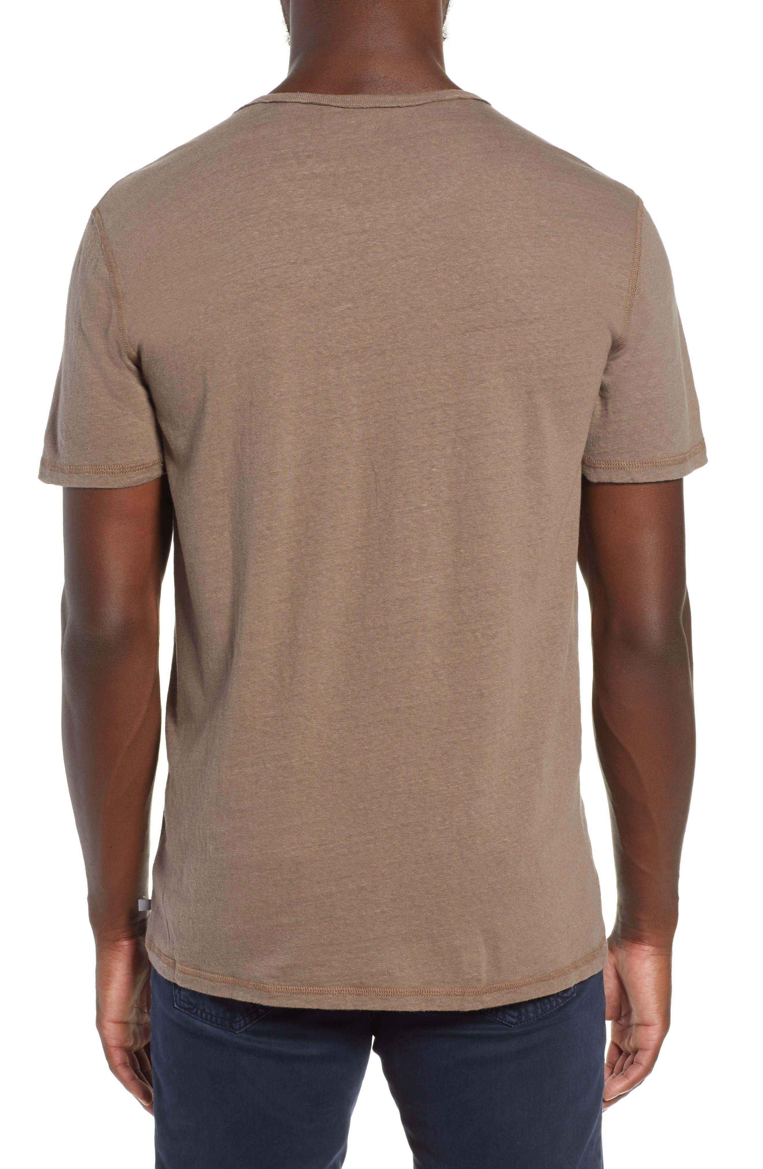 Ramsey Slim Fit Crewneck T-Shirt,                             Alternate thumbnail 2, color,                             WEATHERED WET