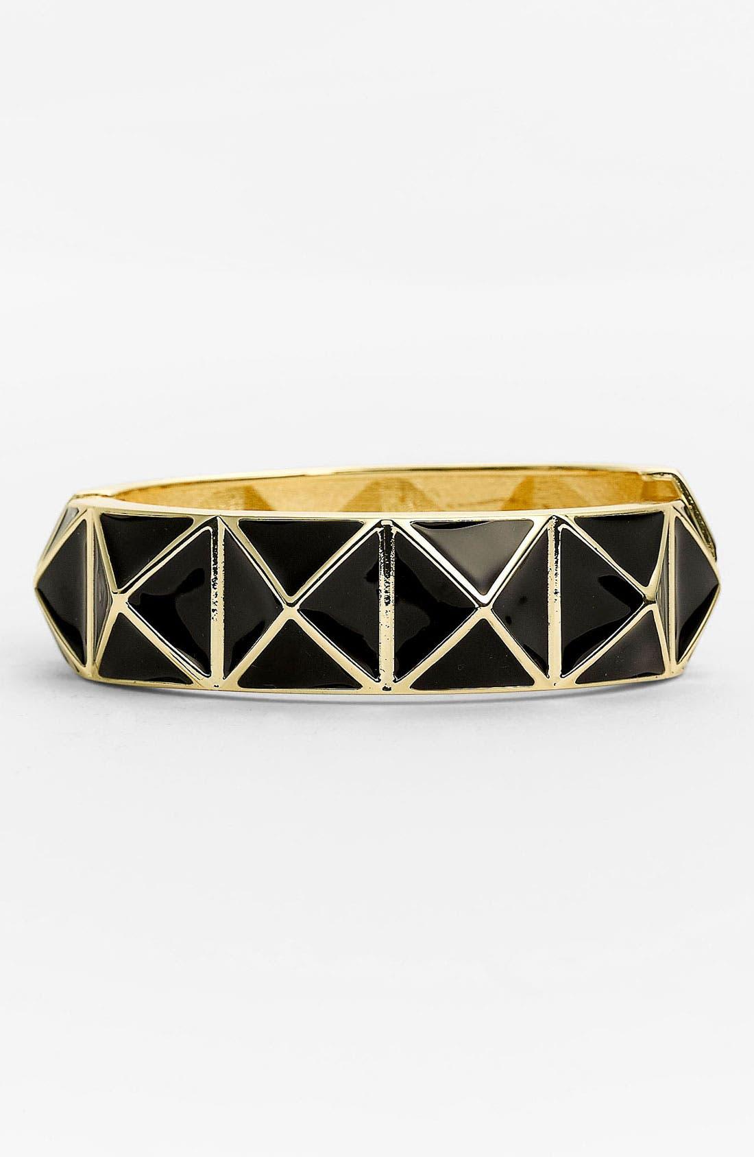 ROBERT ROSE Pyramid Bracelet, Main, color, 001
