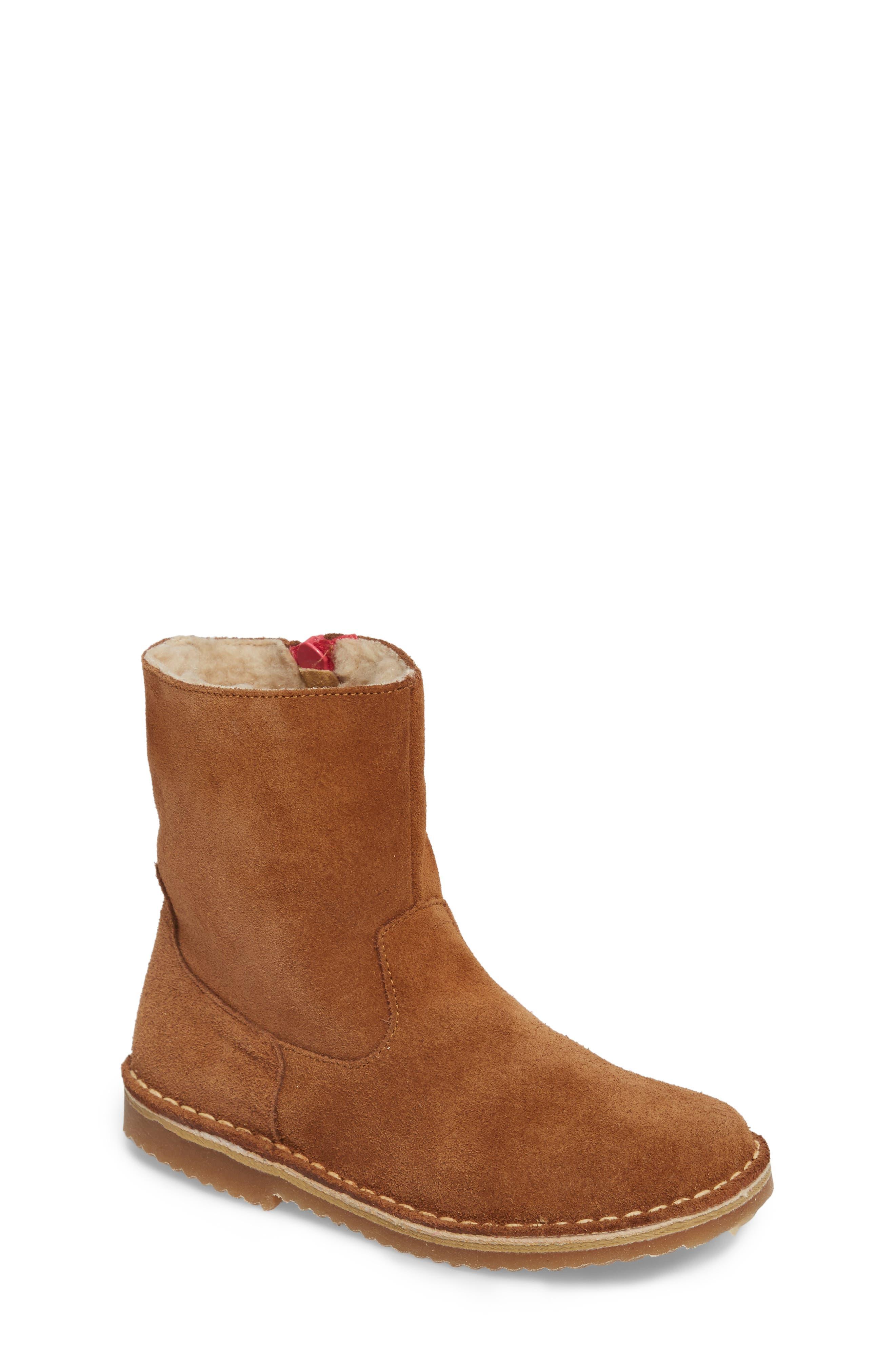 Faux Fur Lined Boot,                         Main,                         color, 234