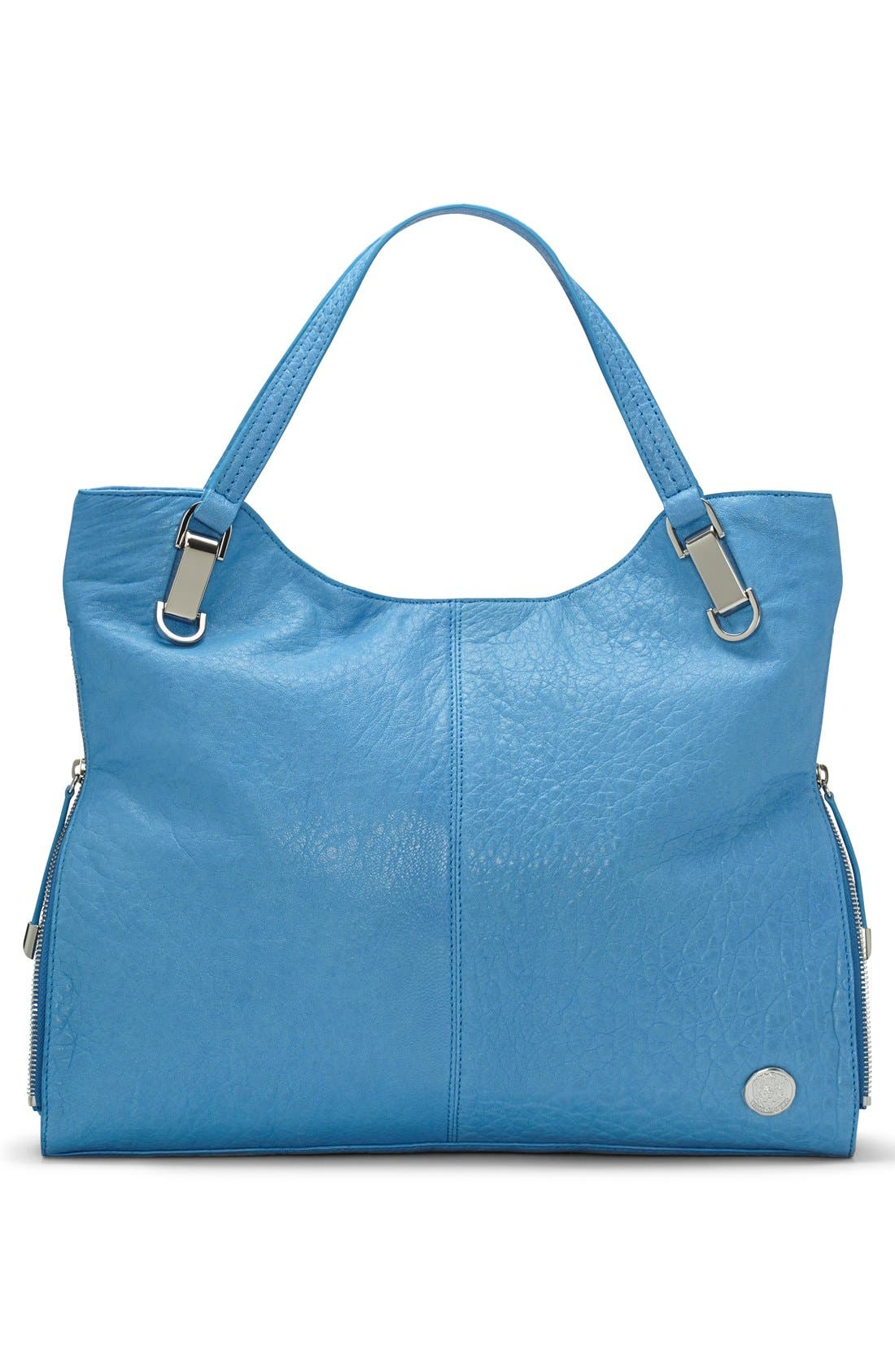 'Riley' Leather Tote,                             Alternate thumbnail 41, color,