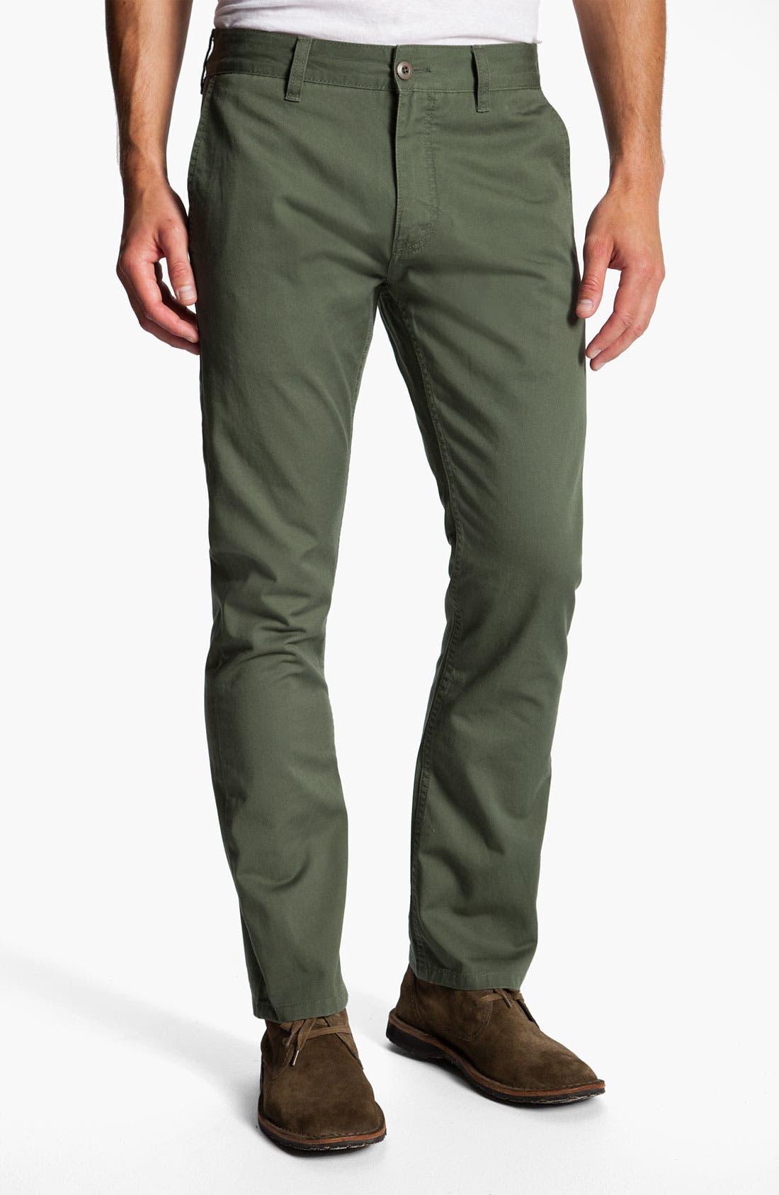 'Mainlander' Straight Leg Chinos,                         Main,                         color, 309