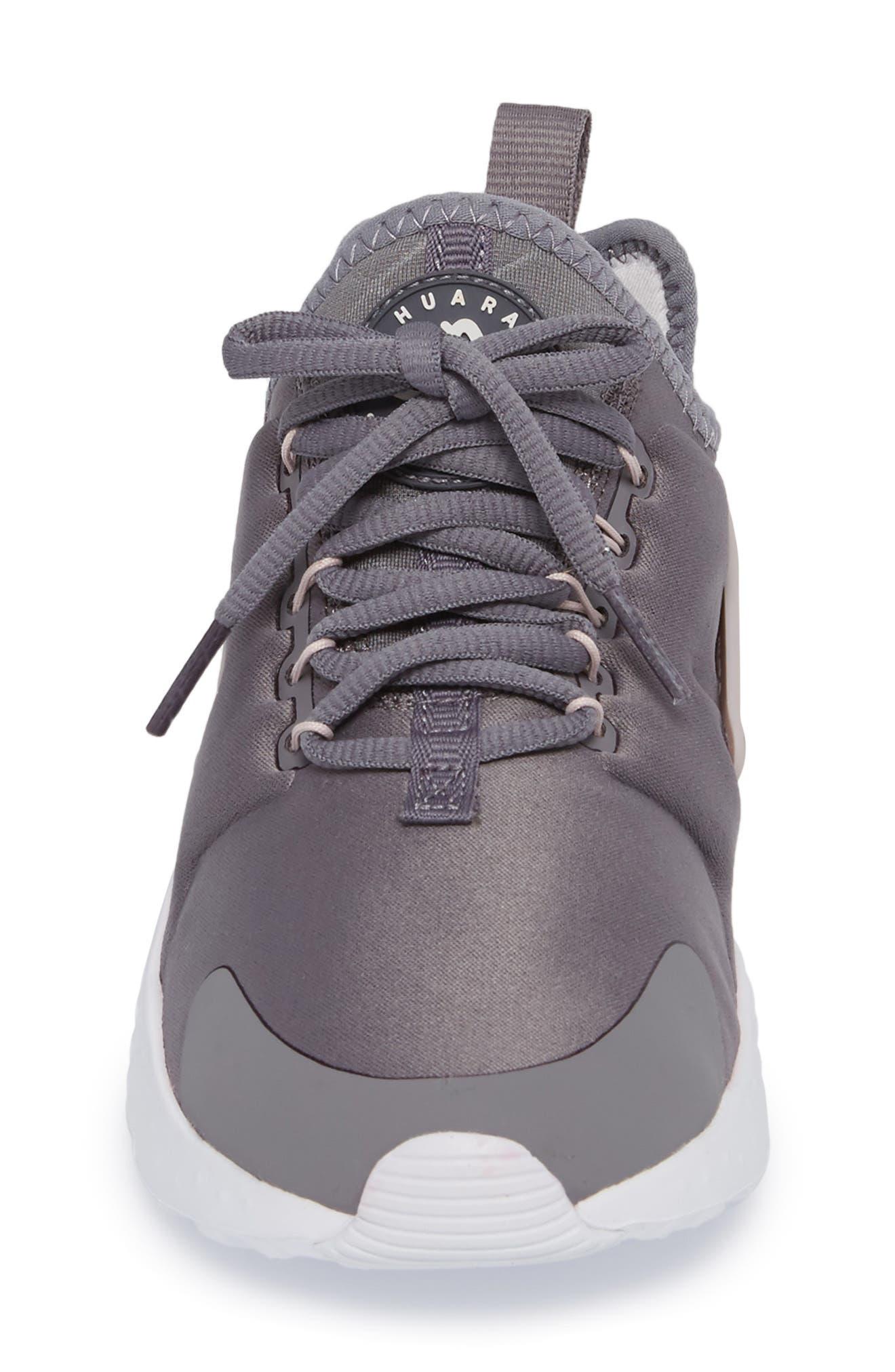 Air Huarache Sneaker,                             Alternate thumbnail 4, color,                             026