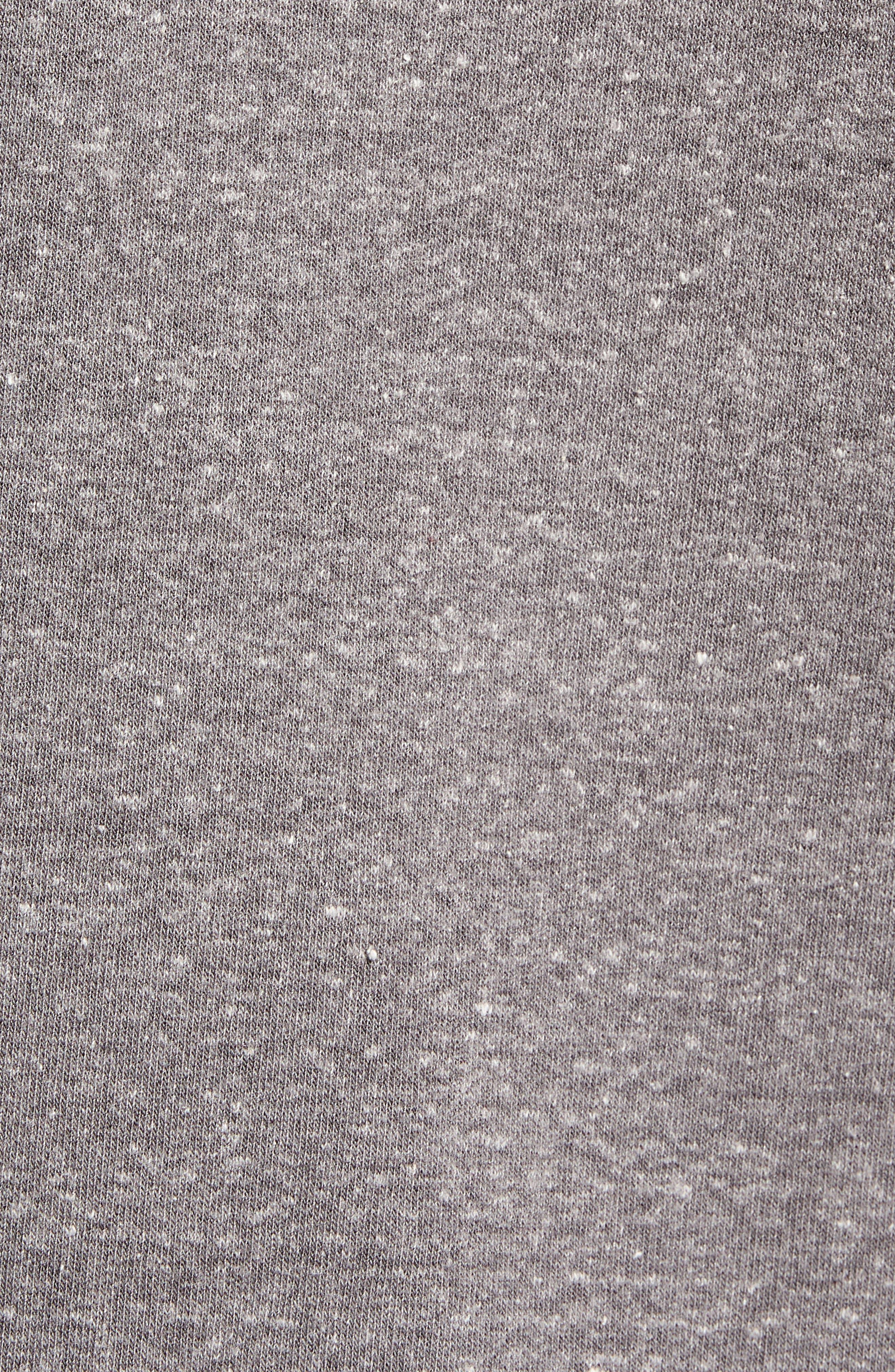 Barkeley Side Zip Hoodie Sweatshirt,                             Alternate thumbnail 5, color,                             020