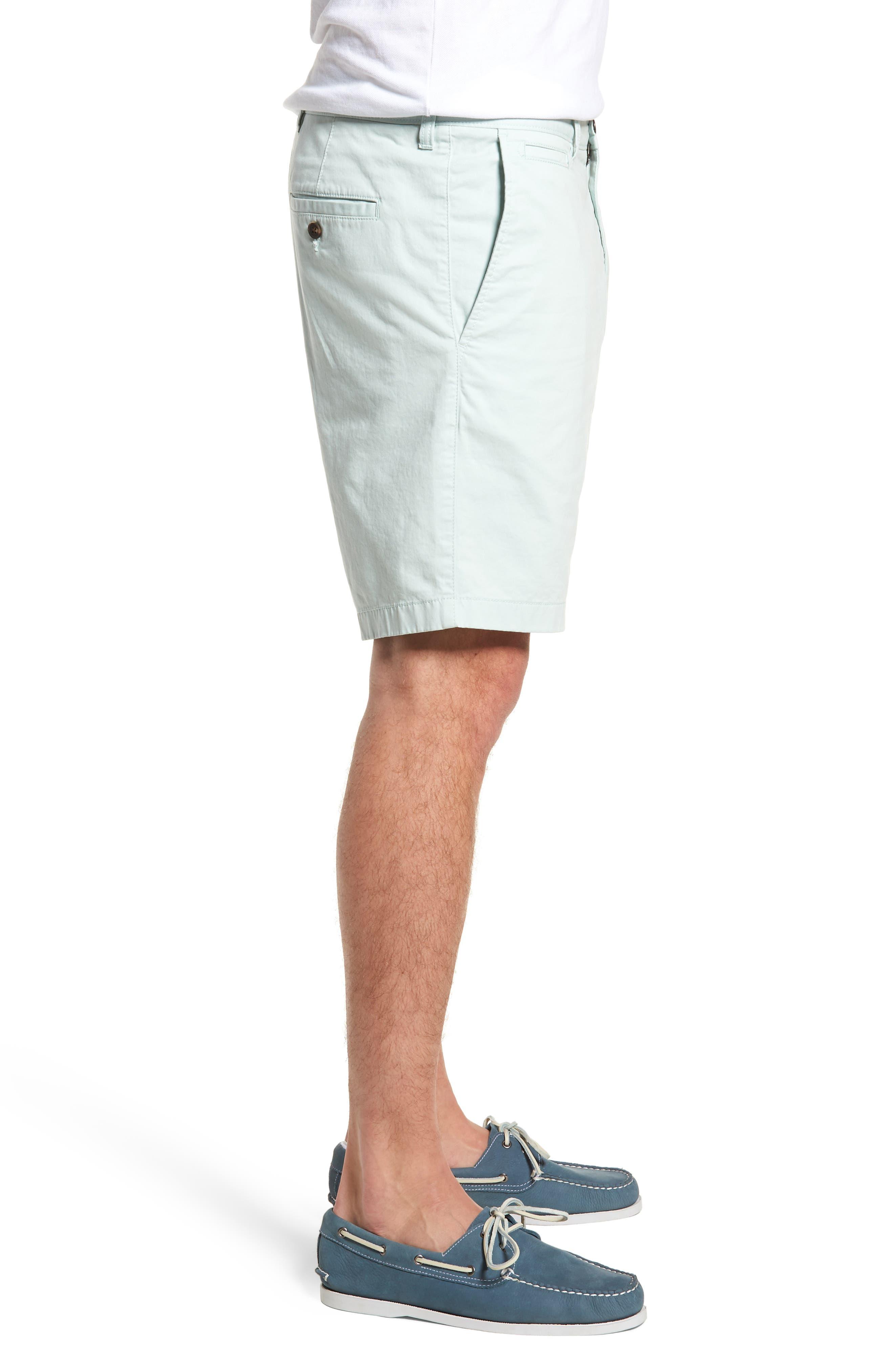 Ballard Slim Fit Stretch Chino 9-Inch Shorts,                             Alternate thumbnail 32, color,