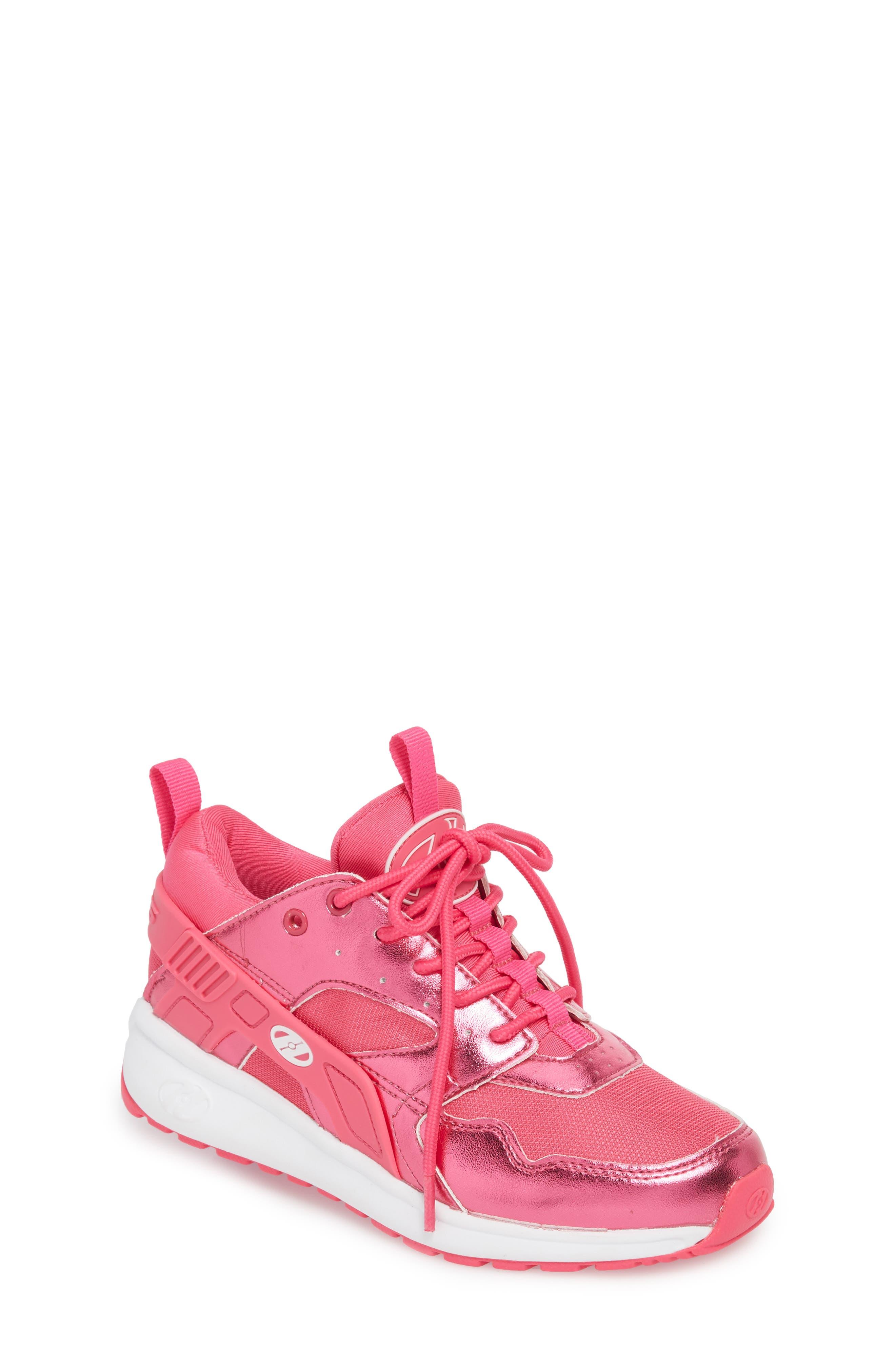 Force Sneaker,                             Main thumbnail 1, color,                             PINK