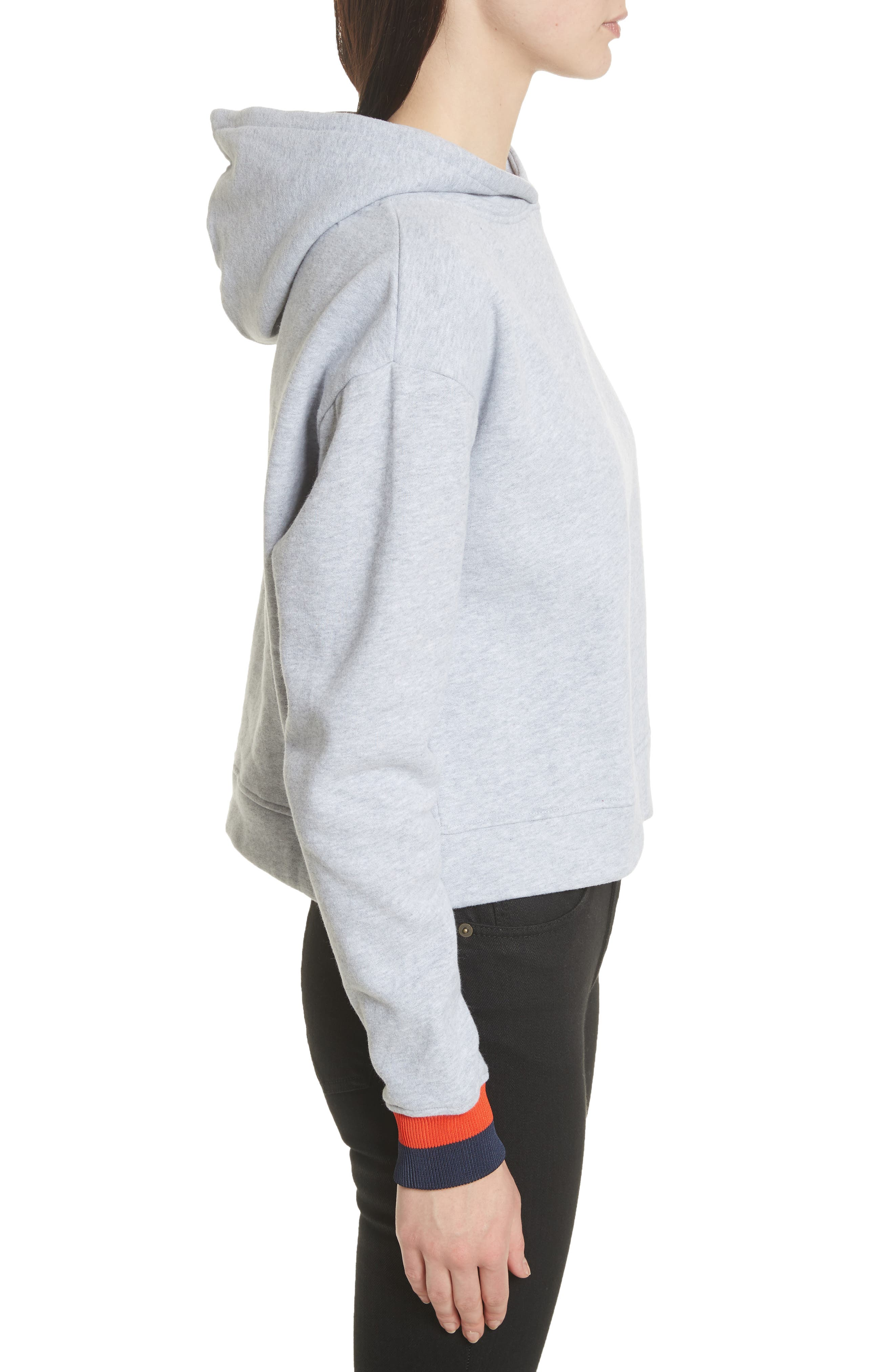 The Crosby Hooded Sweatshirt,                             Alternate thumbnail 3, color,                             020