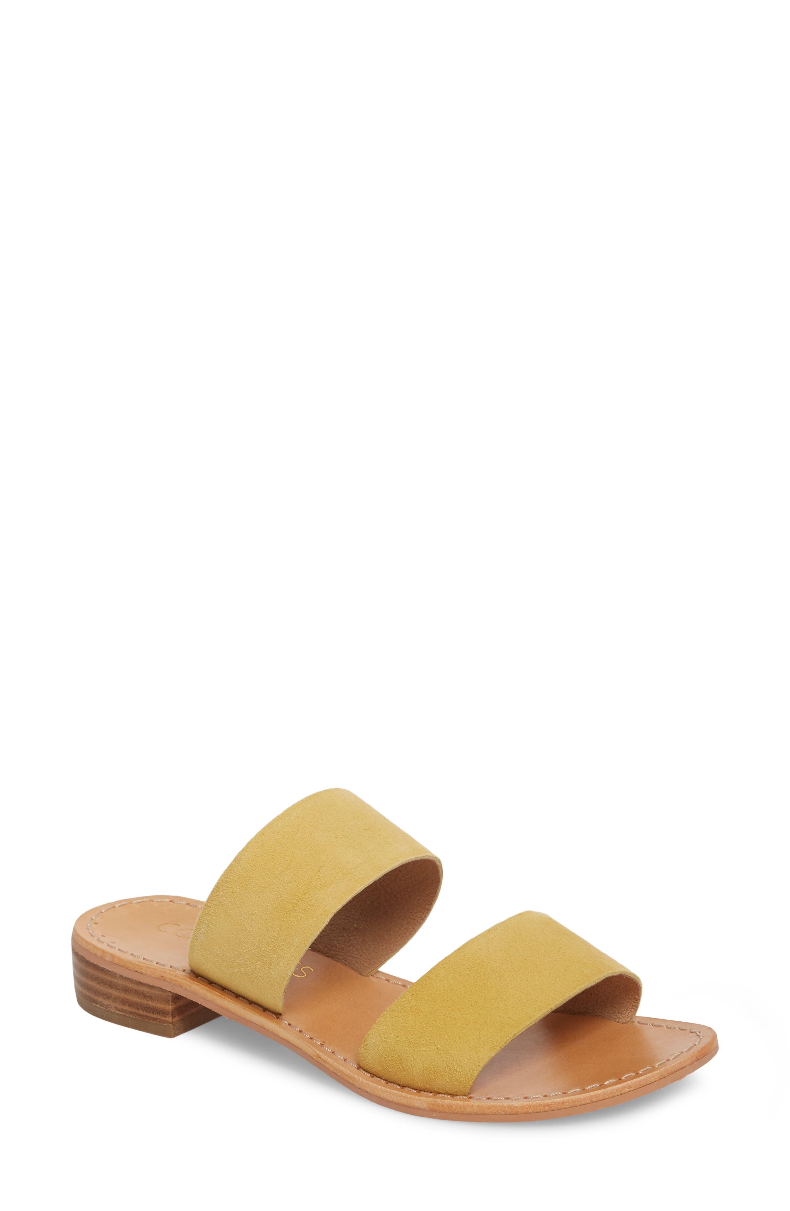 Limelight Slide Sandal,                             Main thumbnail 4, color,