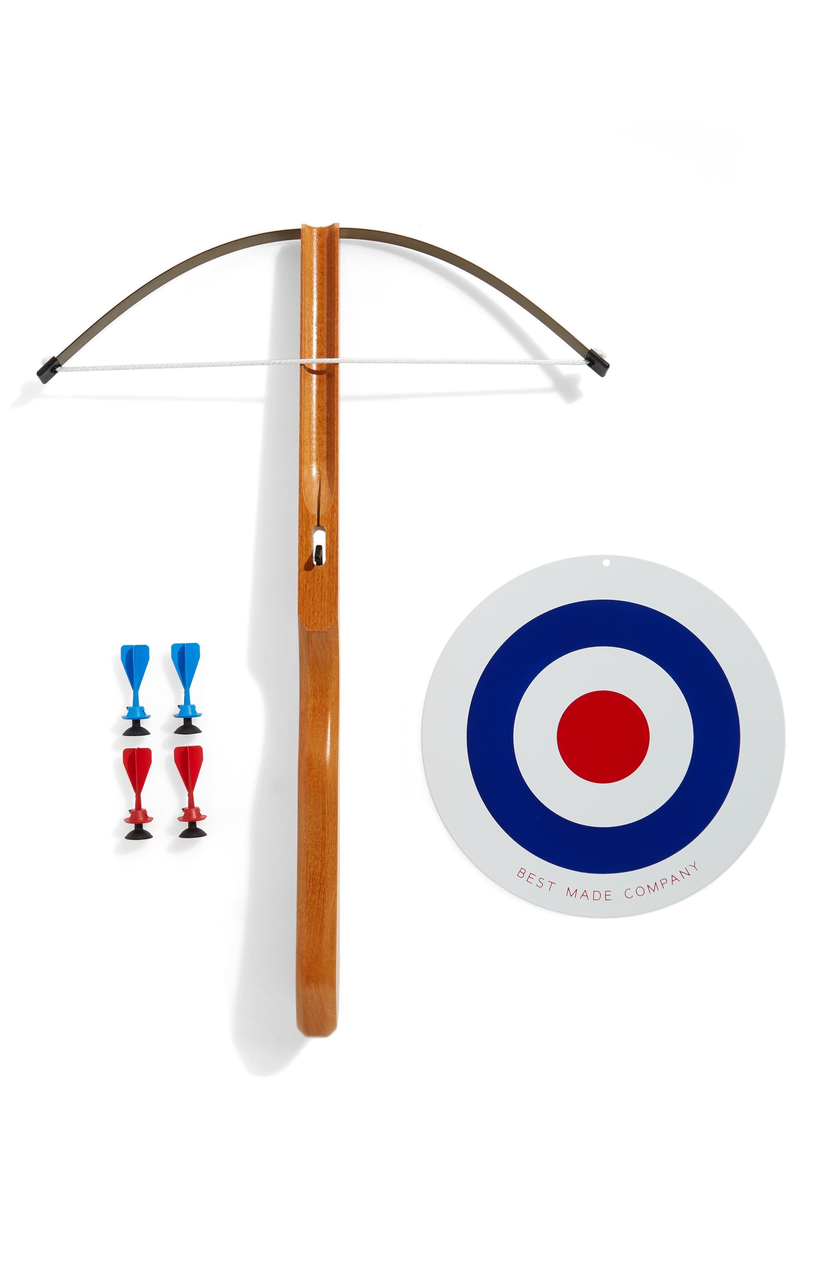 Toy Crossbow & Steel Target,                         Main,                         color, NONE
