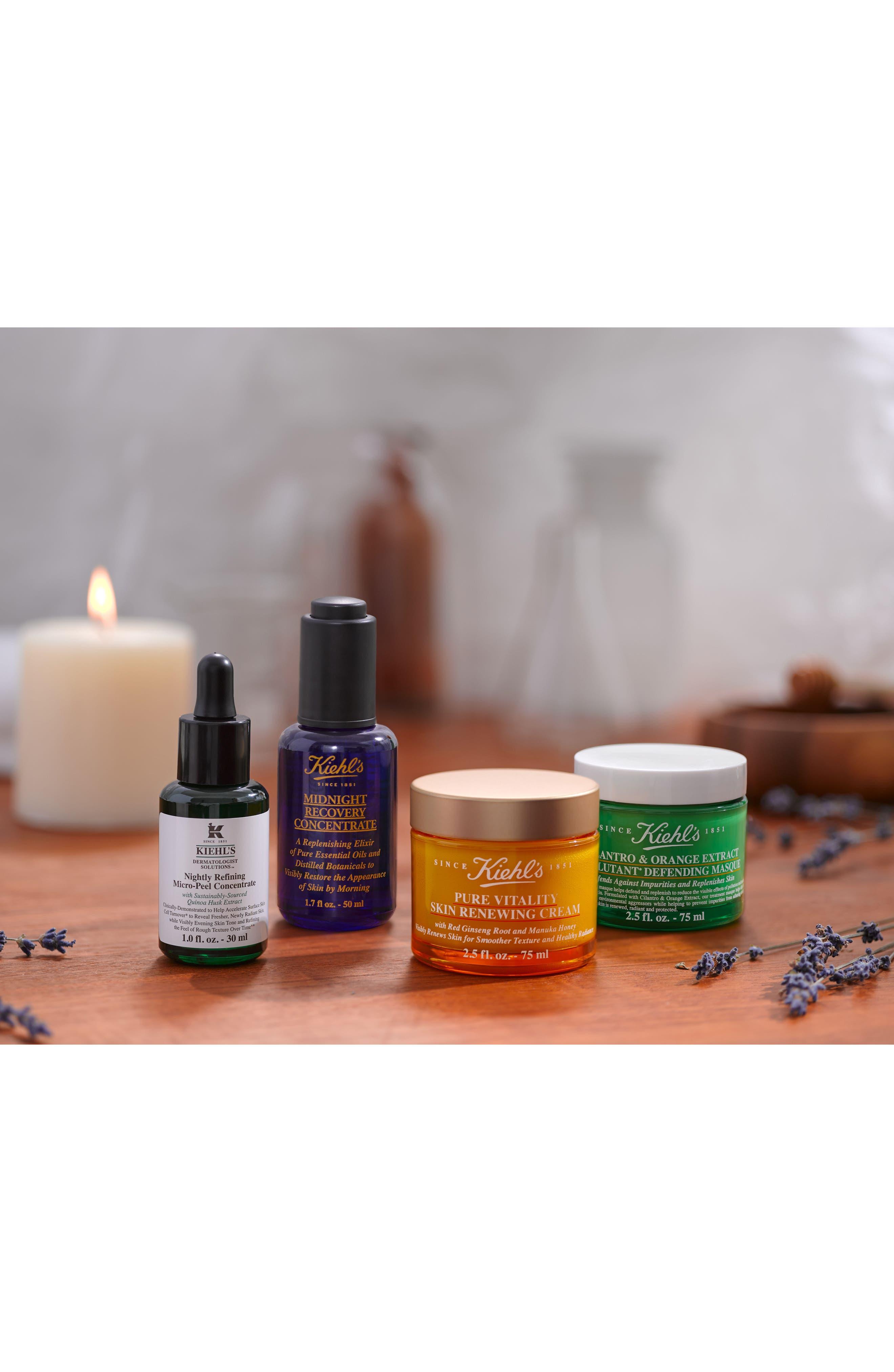 Pure Vitality Skin Renewing Cream,                             Alternate thumbnail 4, color,                             000