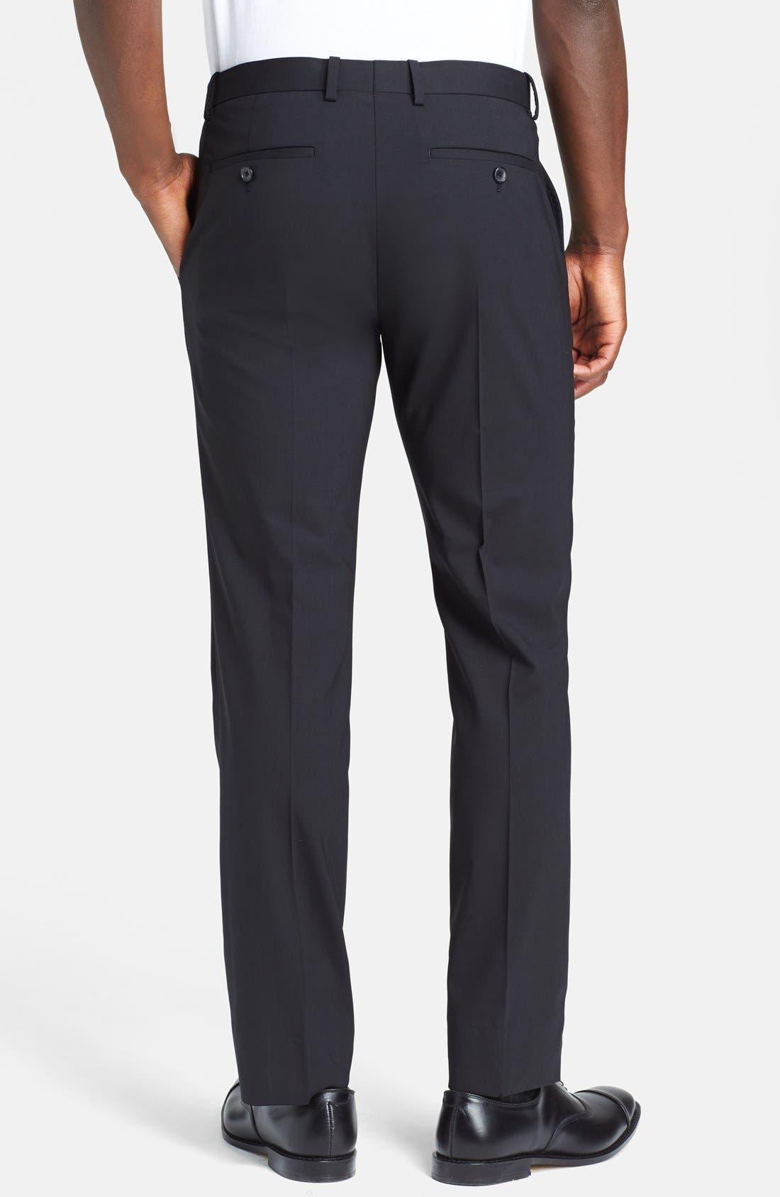 'Marlo New Tailor' Slim Fit Pants,                             Alternate thumbnail 10, color,