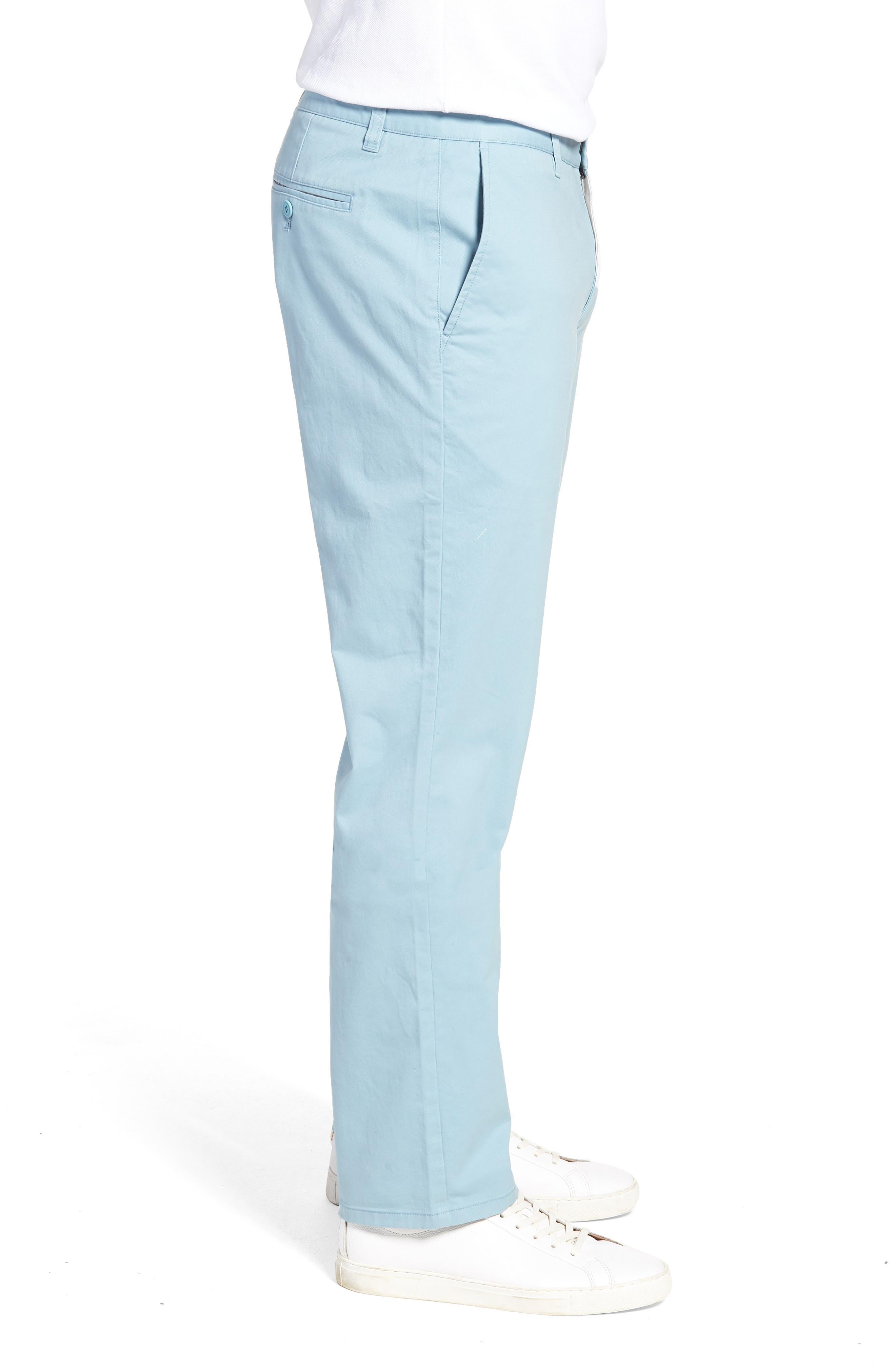 Delaware Slim Fit Structure Jeans,                             Alternate thumbnail 9, color,