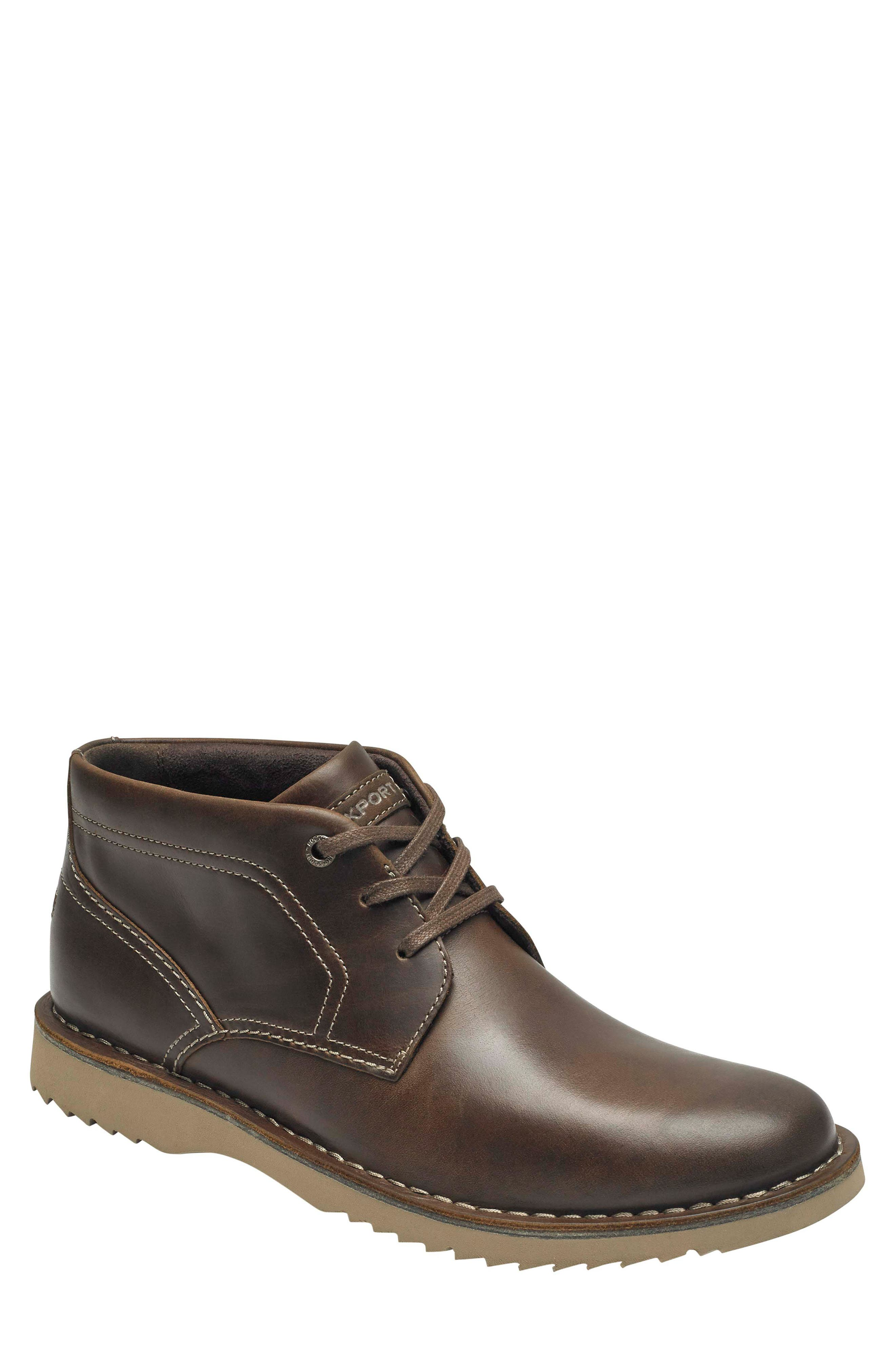 Rockport Cabot Chukka Boot, Brown