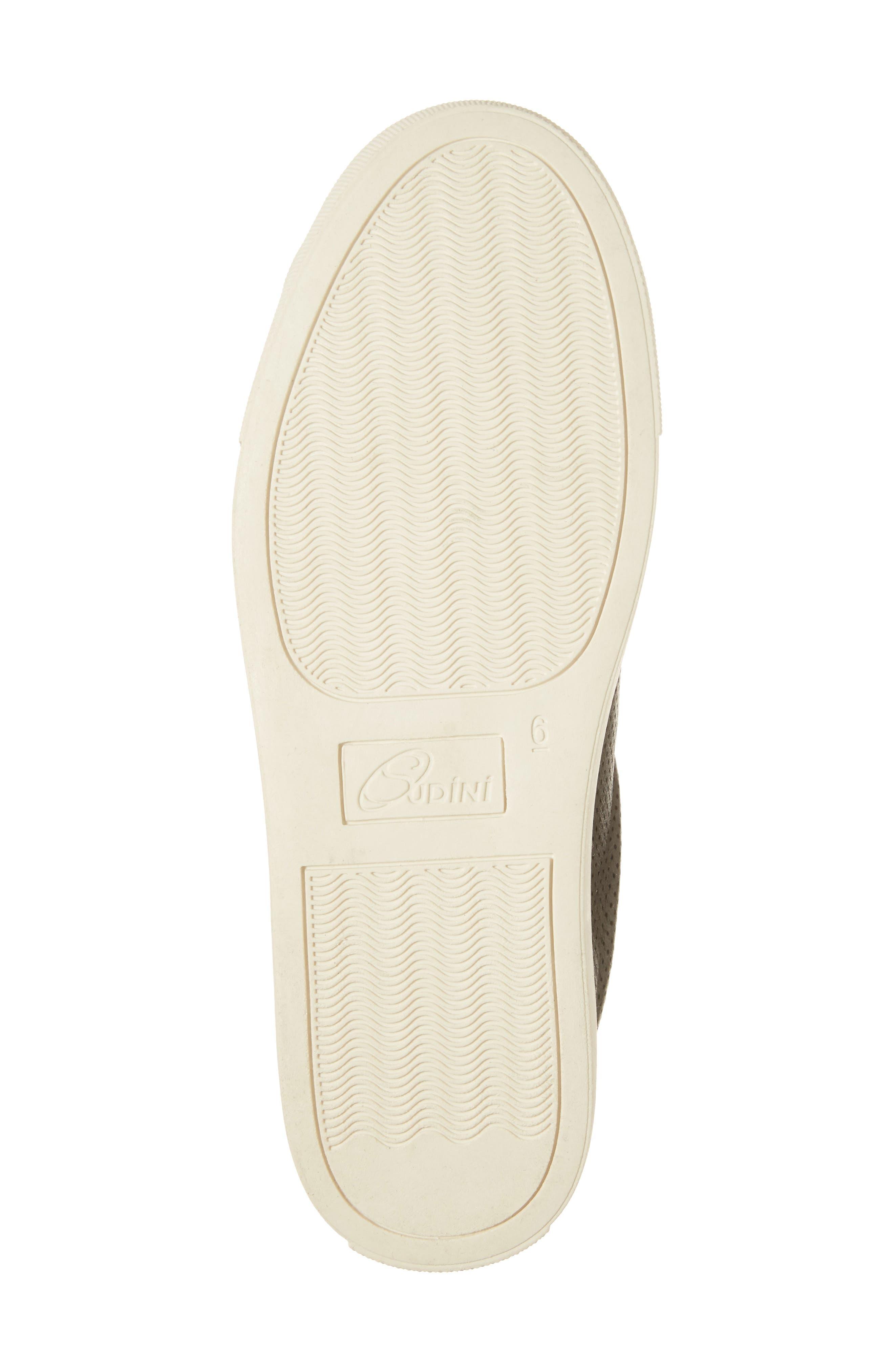 Sudina Giana Slip-On Sneaker,                             Alternate thumbnail 6, color,                             001