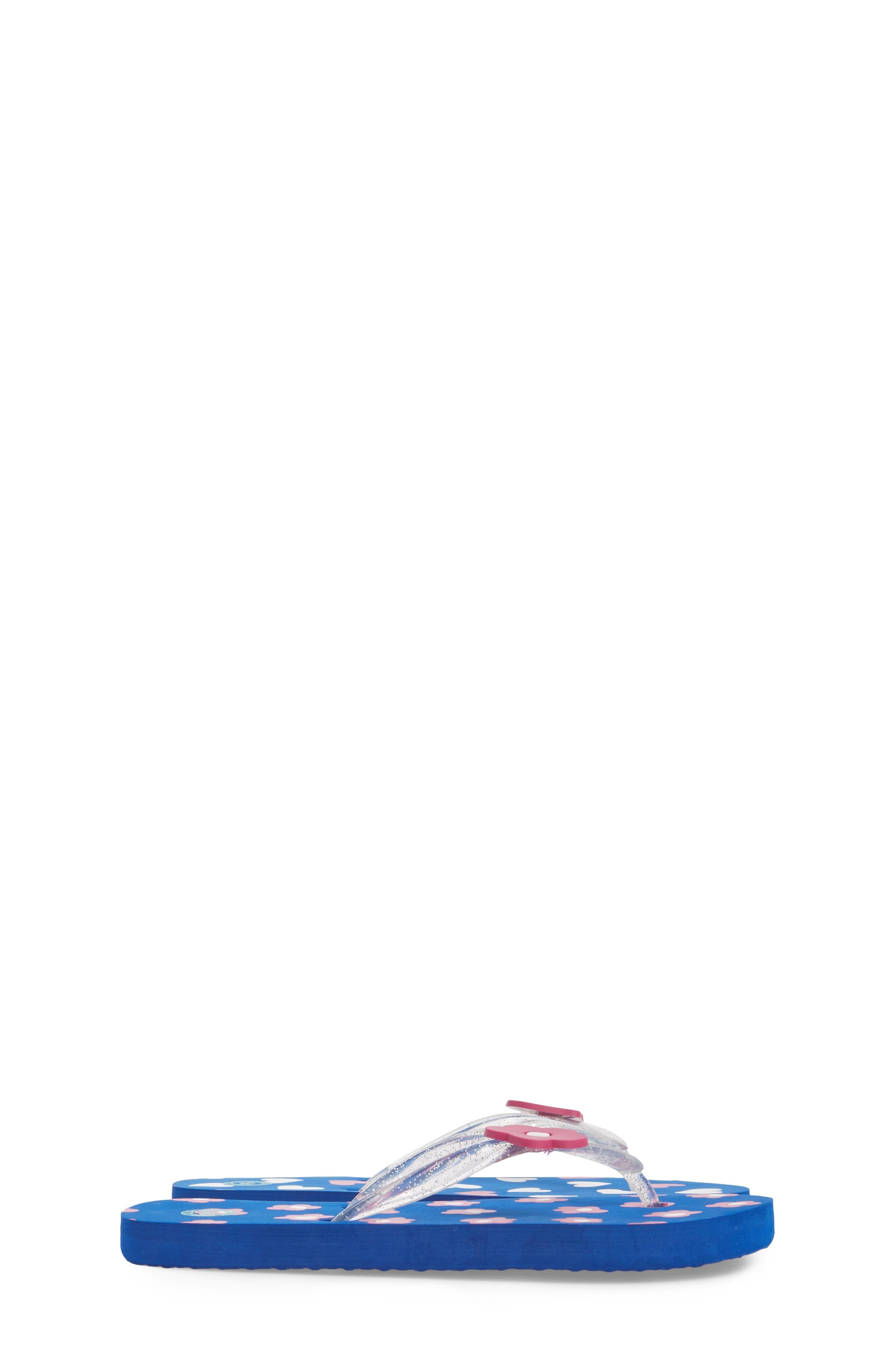 Print Flip Flop,                             Alternate thumbnail 4, color,                             404