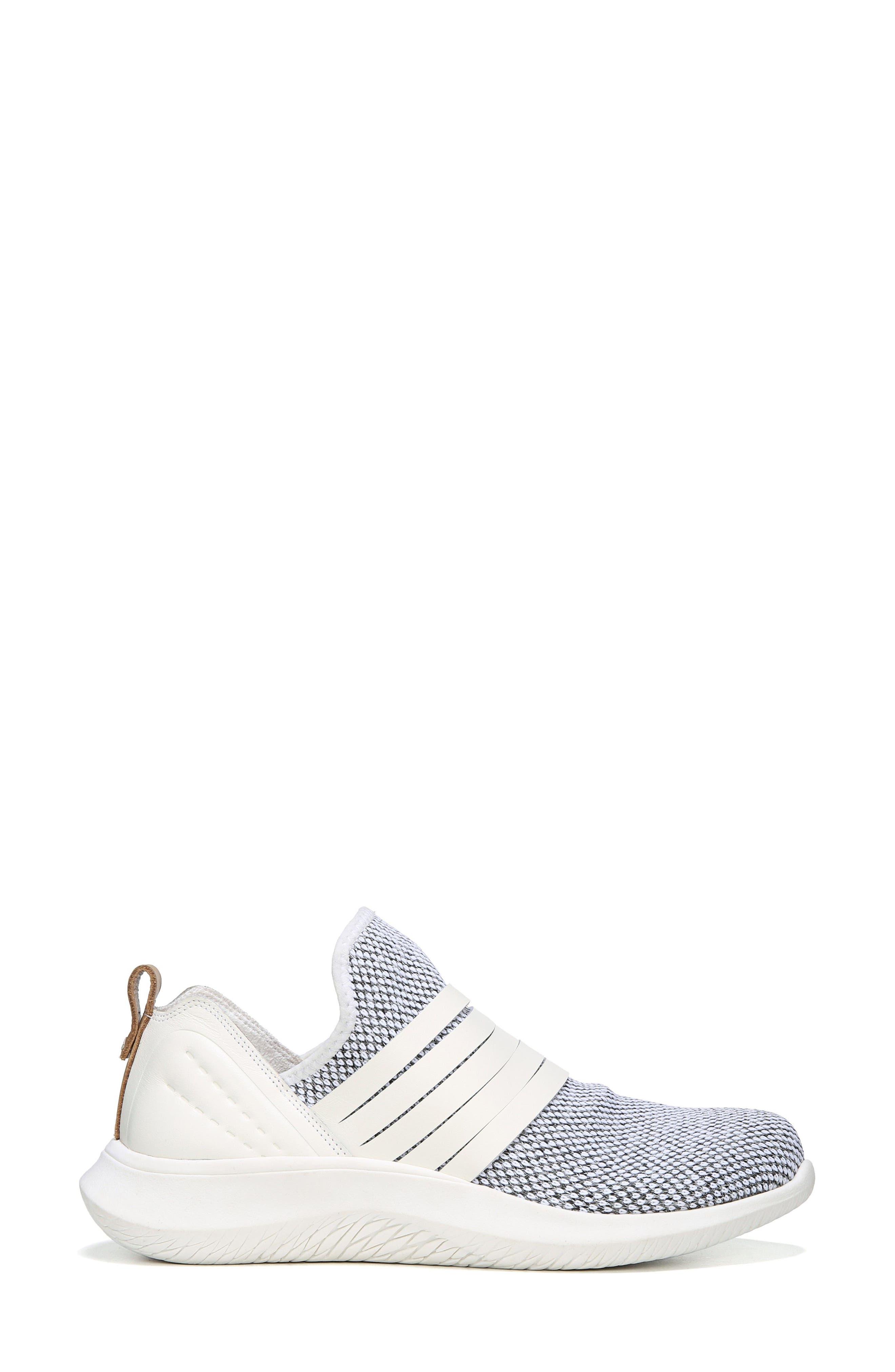 Fierceness Knit Slip-On Sneaker,                             Alternate thumbnail 6, color,