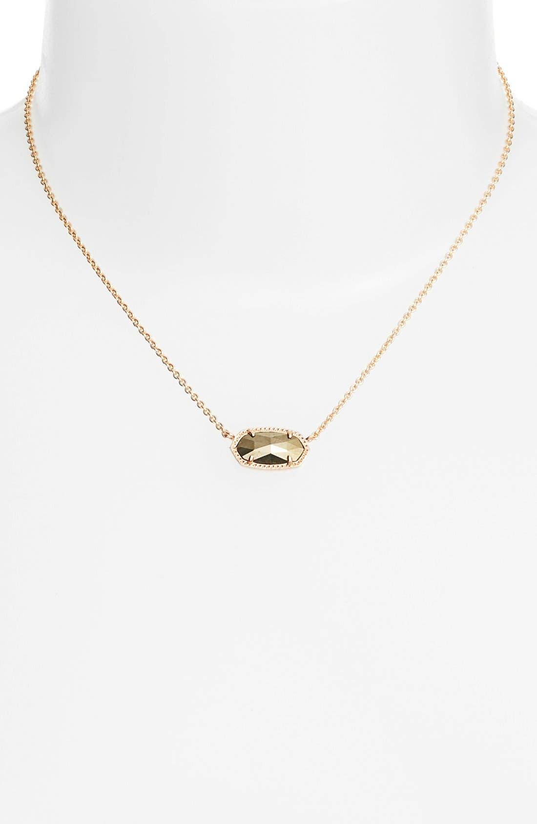 'Elisa' Pendant Necklace,                             Alternate thumbnail 155, color,