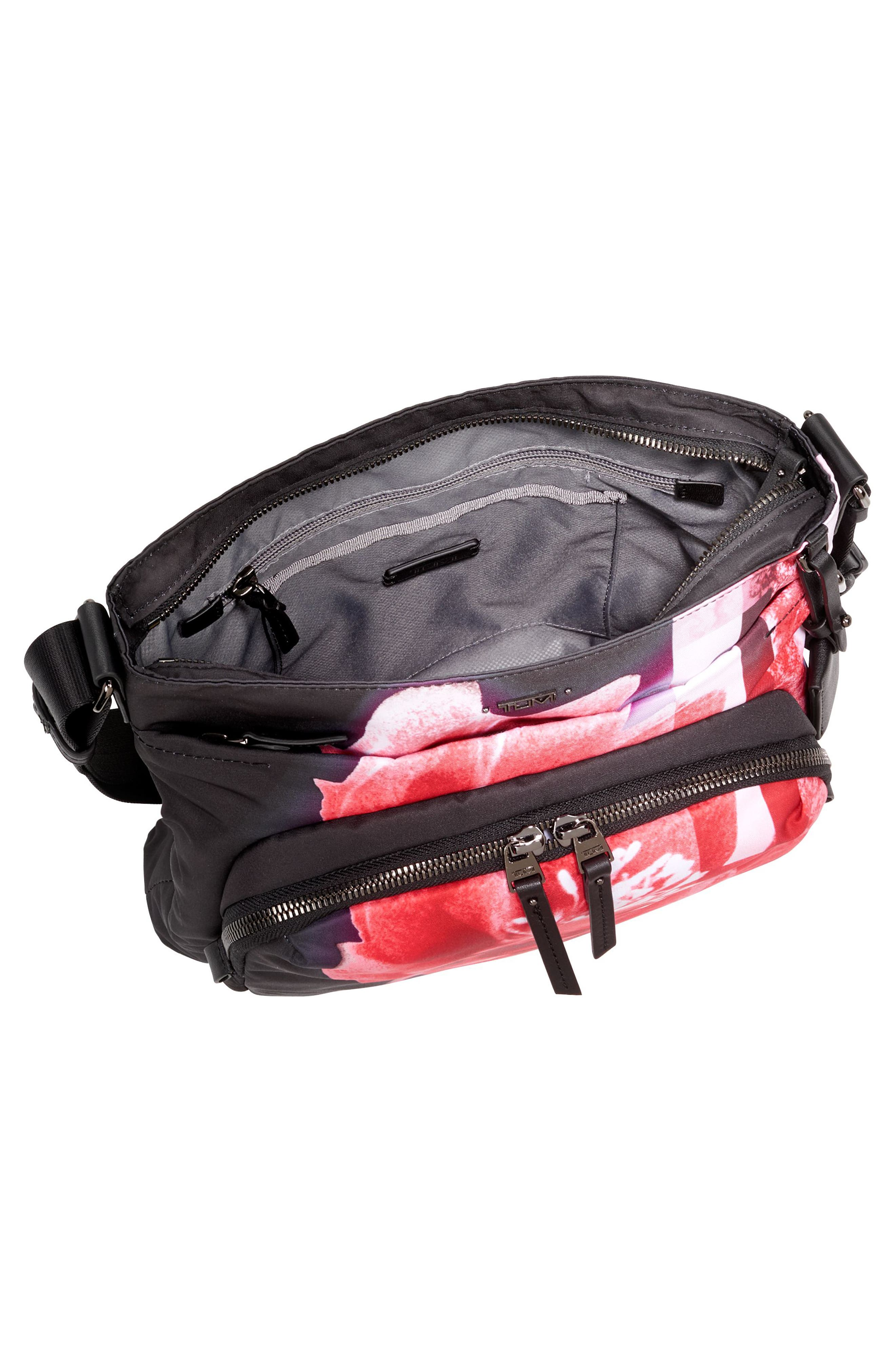Voyageur - Capri Nylon Crossbody Bag,                             Alternate thumbnail 52, color,