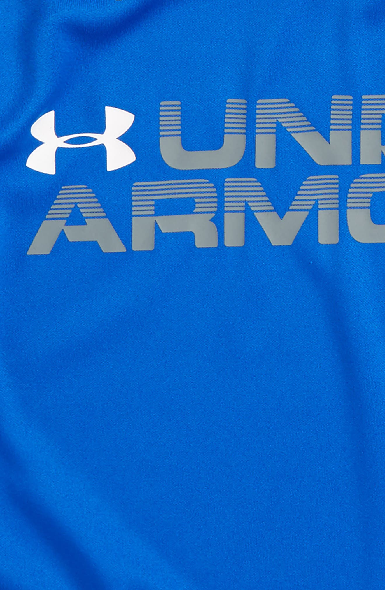 Wordmark Hooded T-Shirt,                             Alternate thumbnail 6, color,