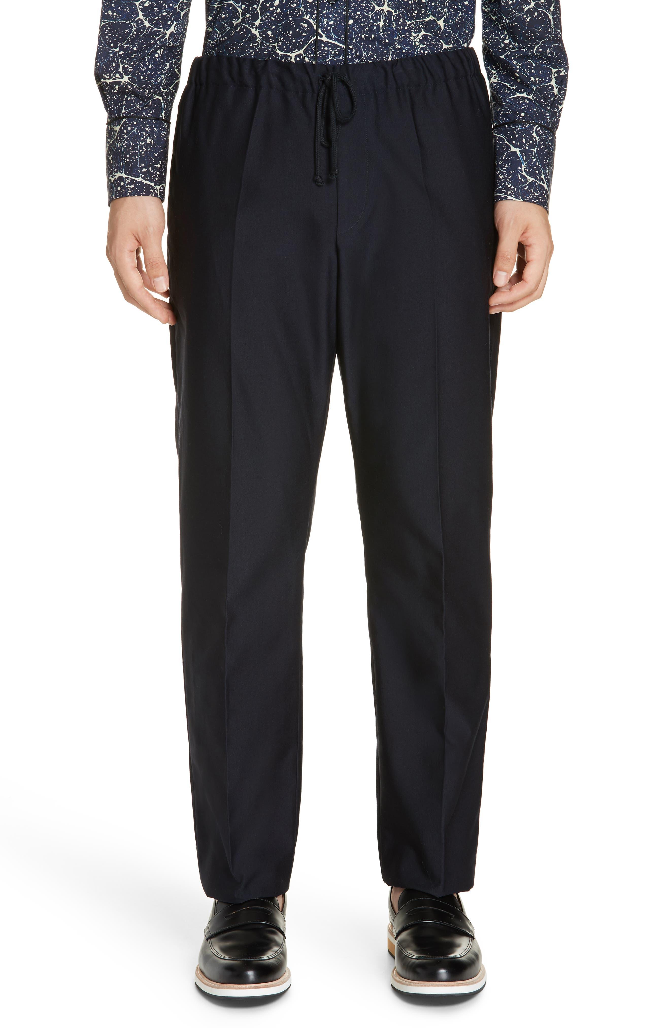 Perkino Drawstring Waist Pants,                         Main,                         color, 410