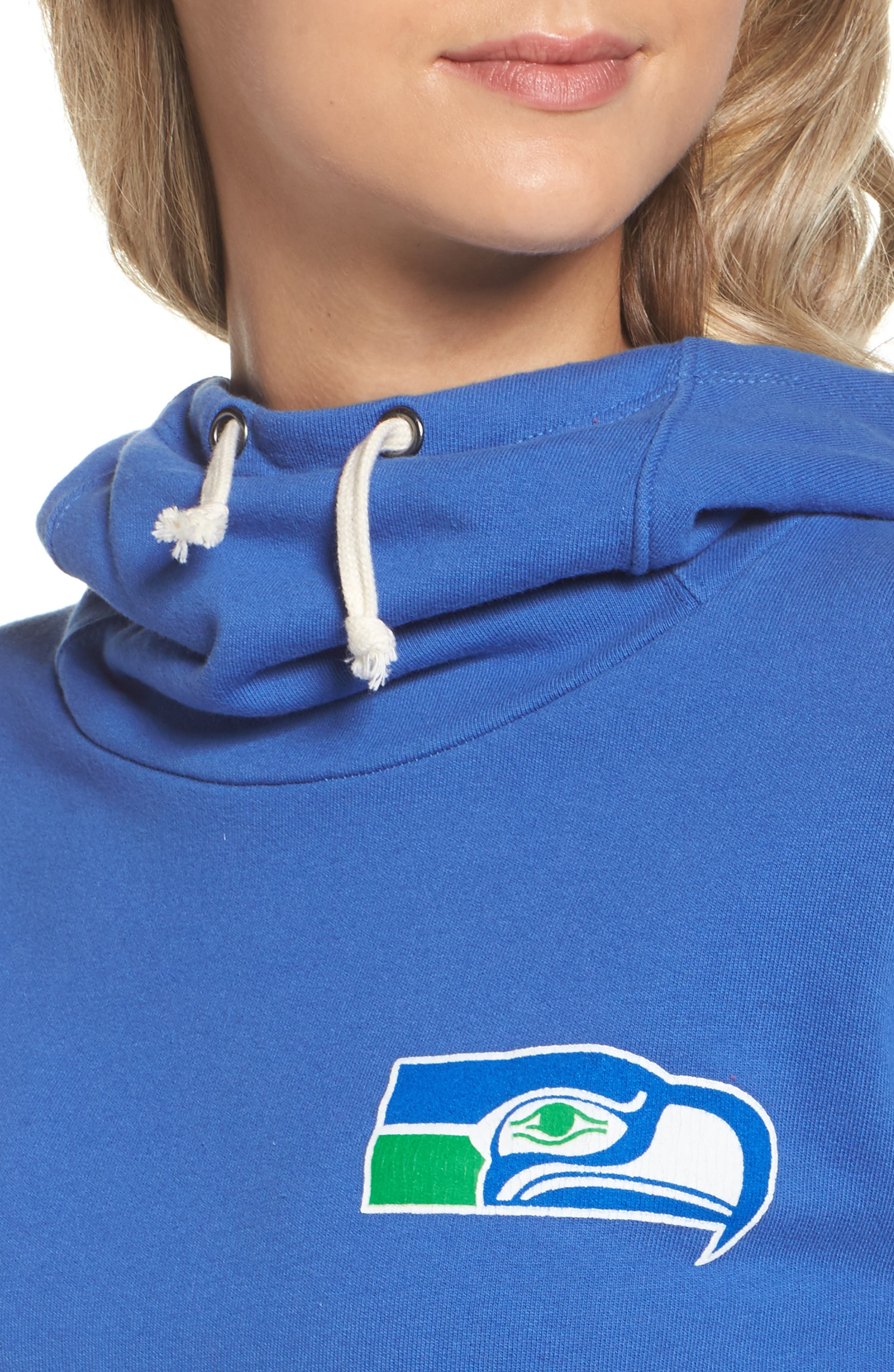 NFL Seattle Seahawks Sunday Hoodie,                             Alternate thumbnail 4, color,                             497