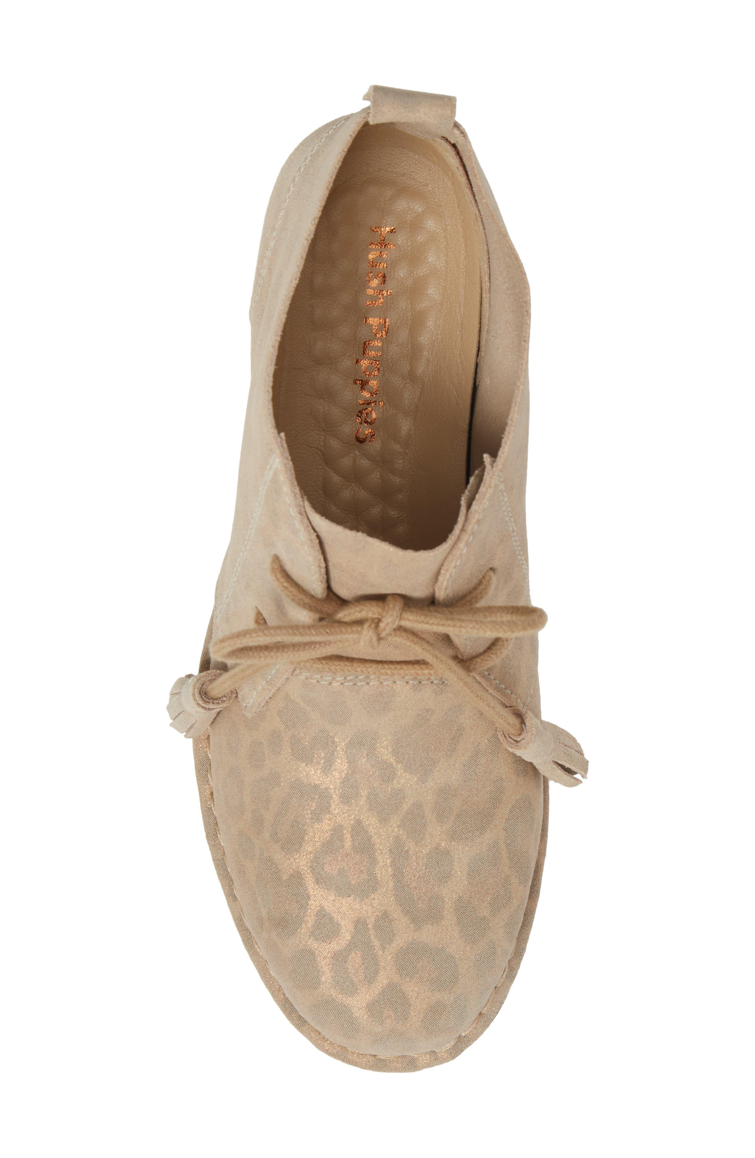 Cyra Catelyn Water Resistant Chukka Boot,                             Alternate thumbnail 5, color,                             290