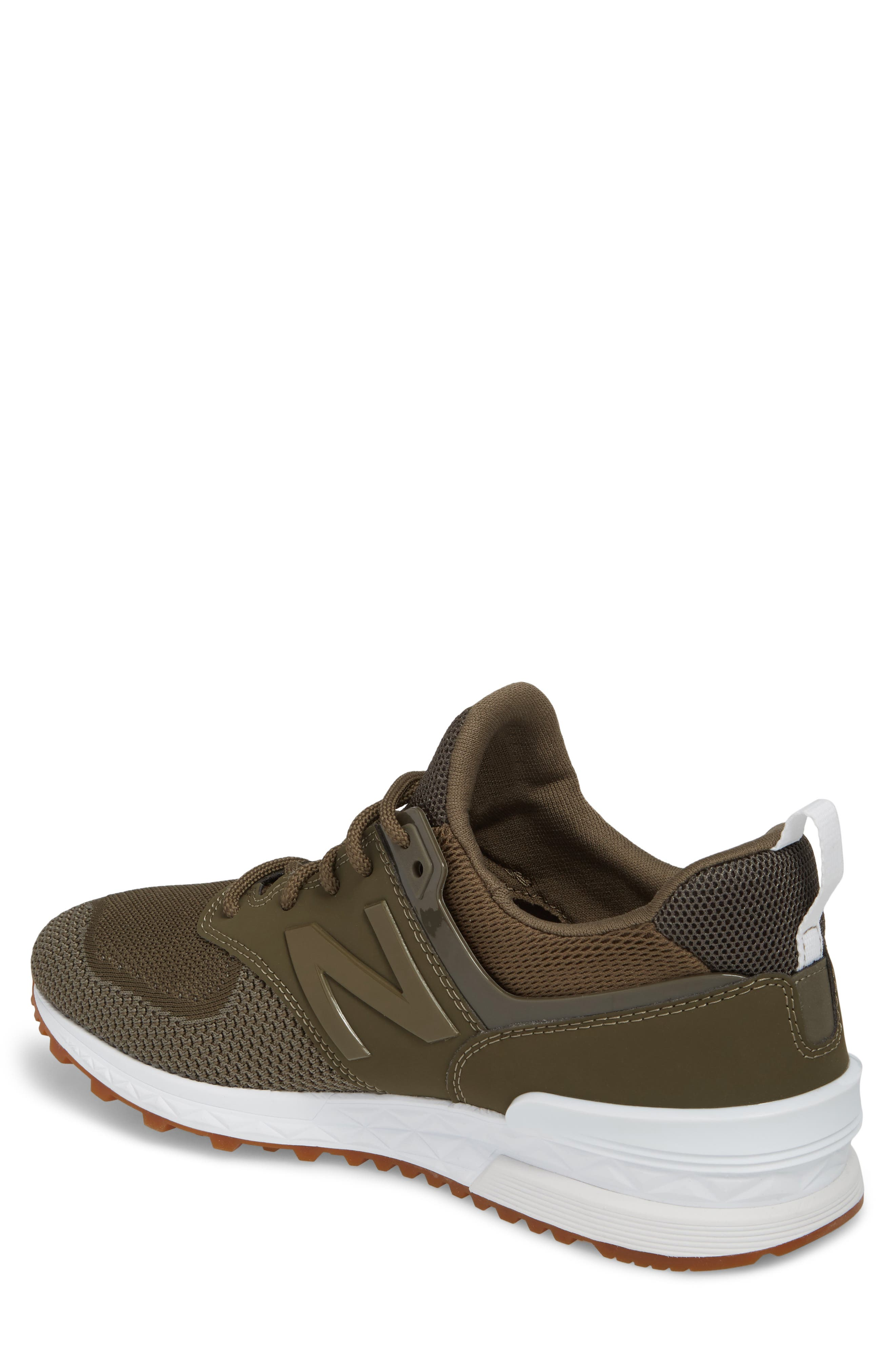 574 Engineered Mesh Sneaker,                             Alternate thumbnail 2, color,                             338
