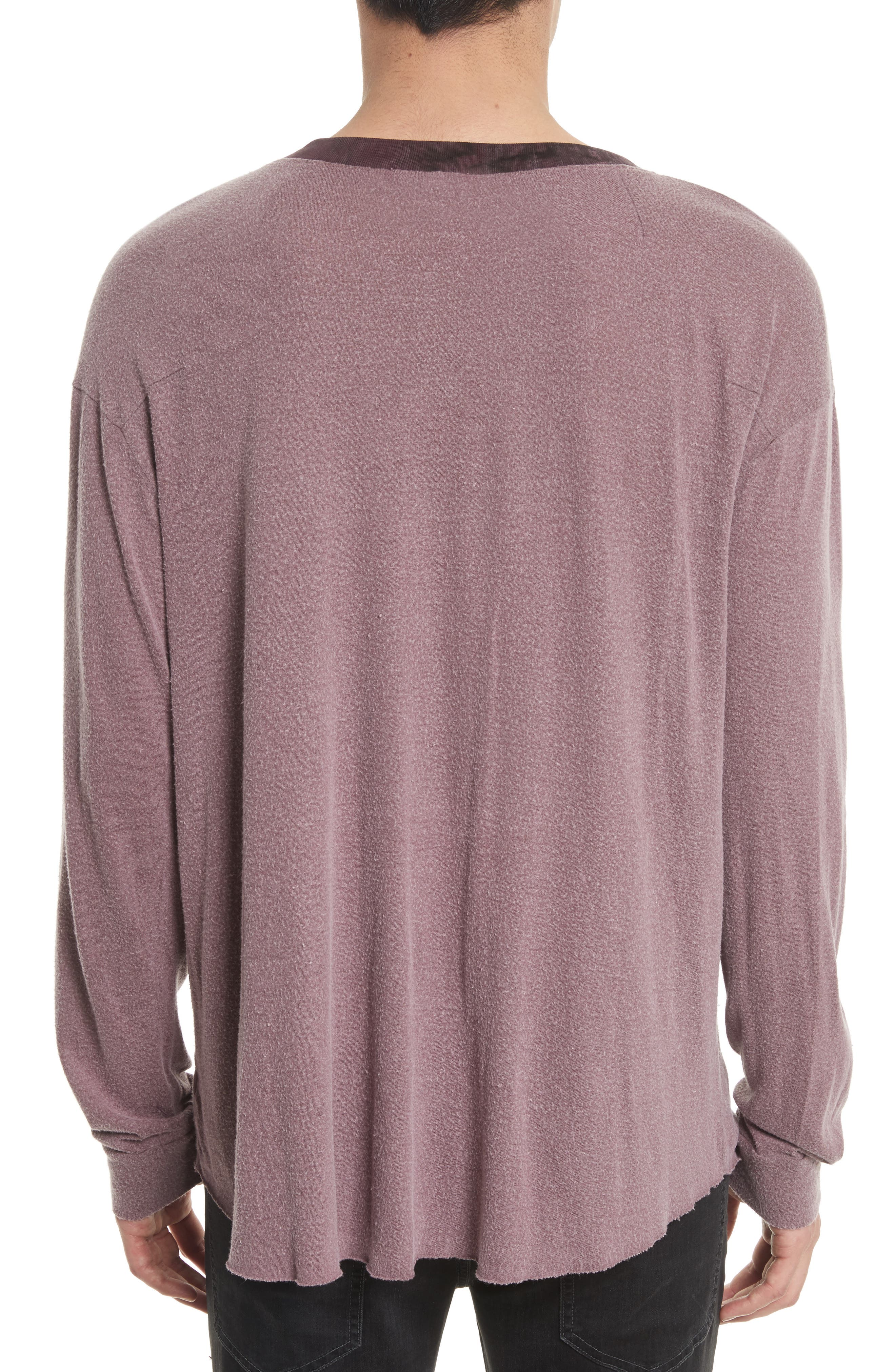 Tide Long Sleeve Pocket T-Shirt,                             Alternate thumbnail 2, color,                             649