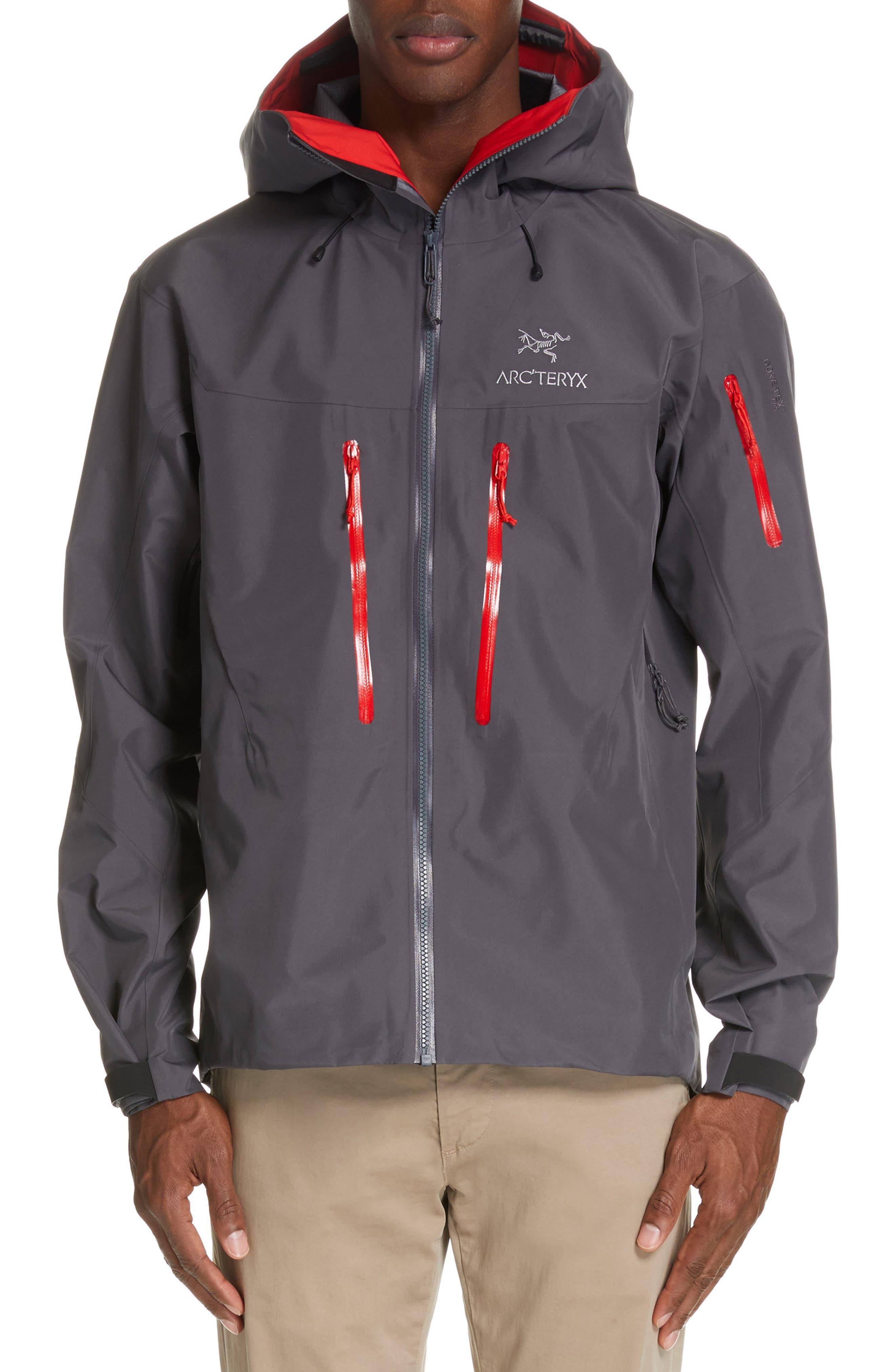 ARC'TERYX,                             Alpha SV Men's Jacket,                             Alternate thumbnail 2, color,                             PILOT