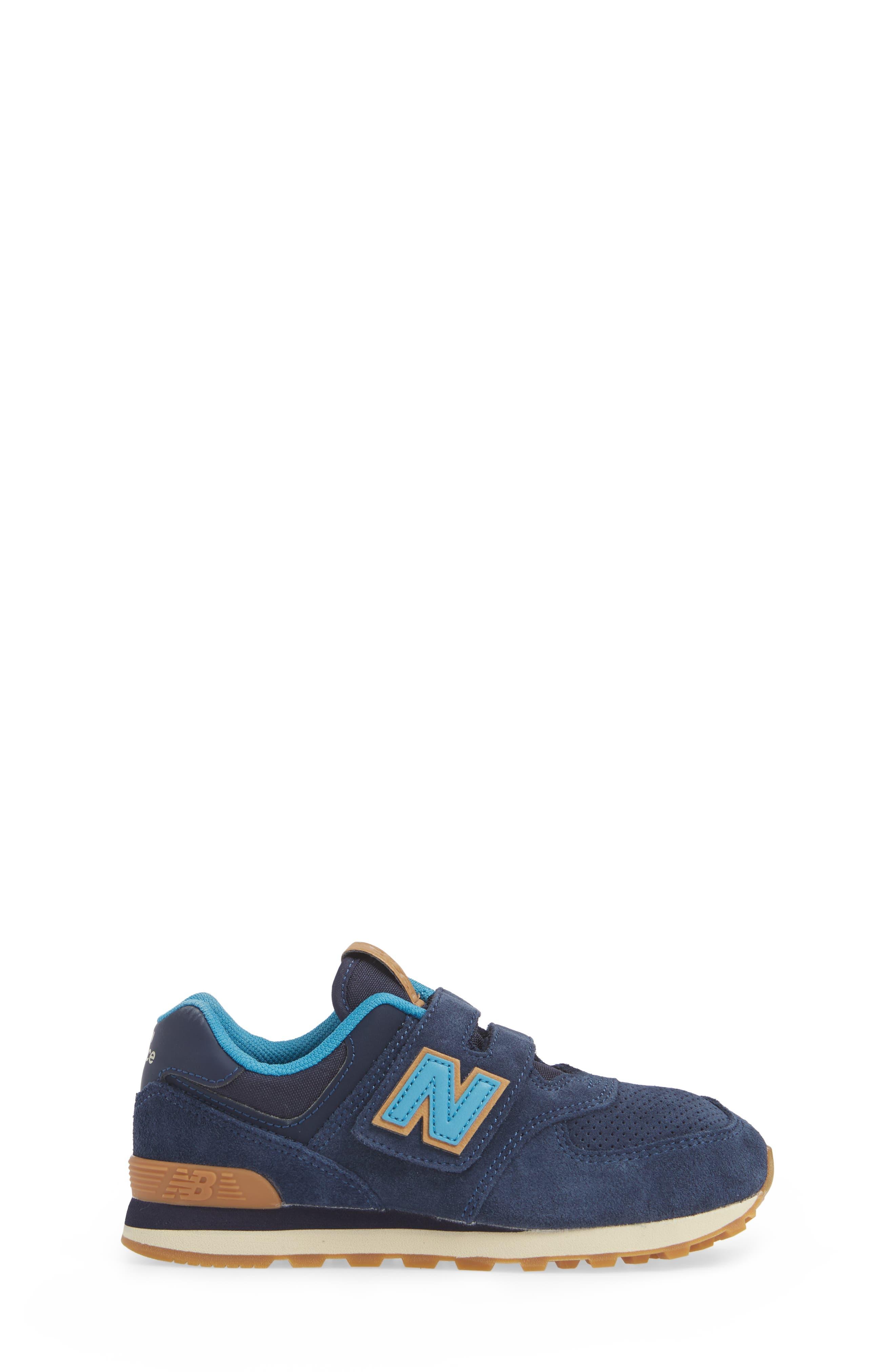 574 Sneaker,                             Alternate thumbnail 3, color,                             PIGMENT