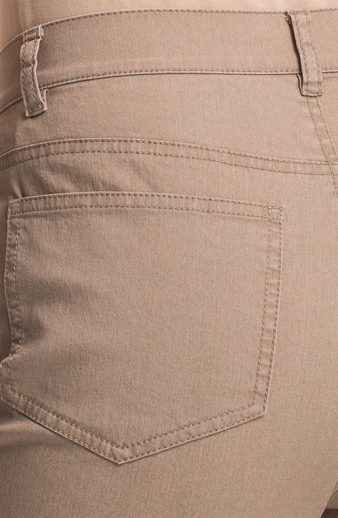 'Primo Denim' Curvy Fit Slim Leg Jeans,                             Alternate thumbnail 42, color,