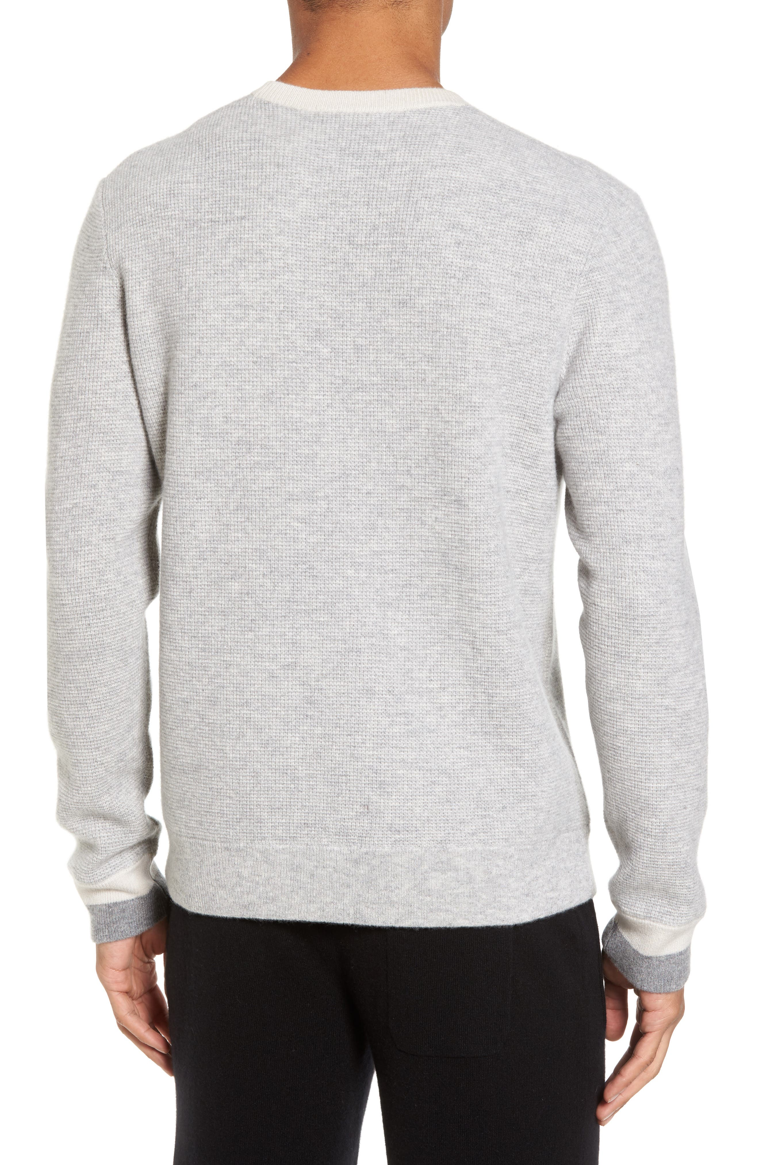 Thermal Cashmere Sweater,                             Alternate thumbnail 2, color,                             051
