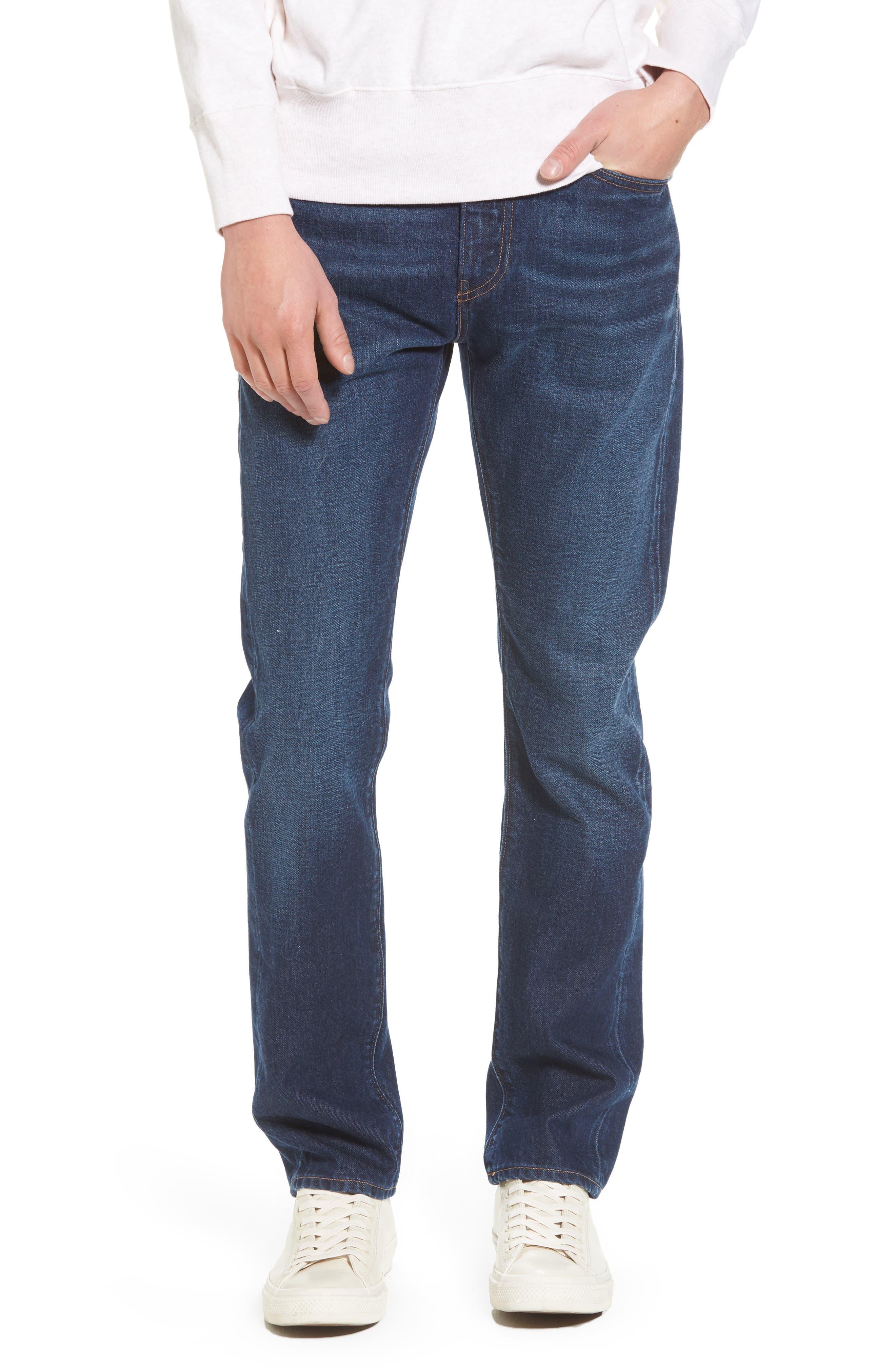 Tack Slim Fit Jeans,                             Main thumbnail 1, color,                             401